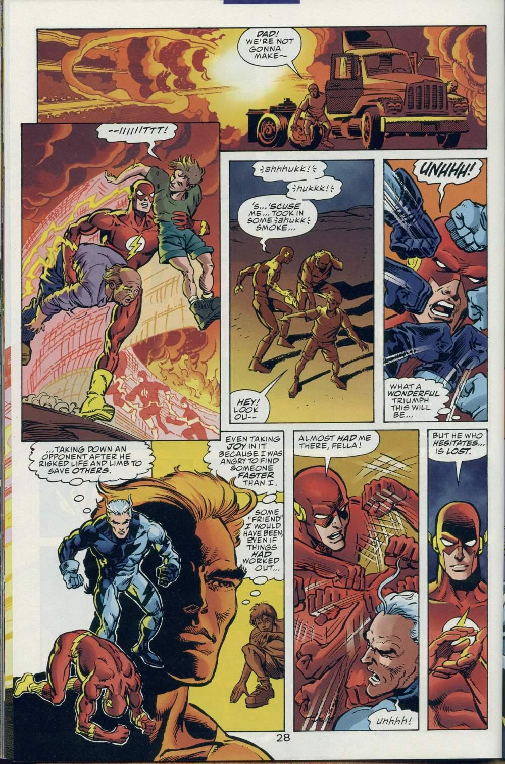 Read online DC Versus Marvel Comics comic -  Issue #2 - 29