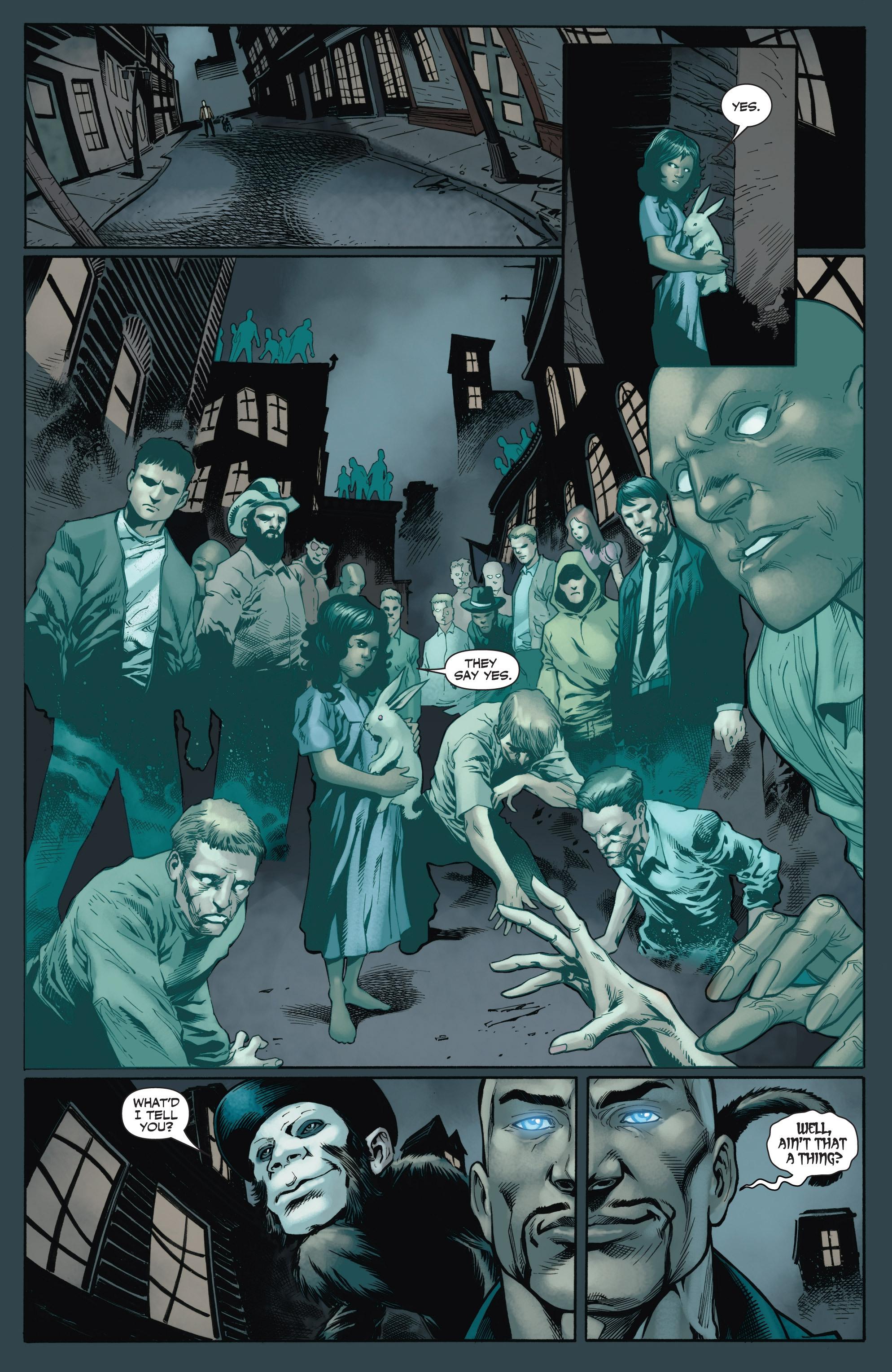 Read online Shadowman (2012) comic -  Issue #9 - 5