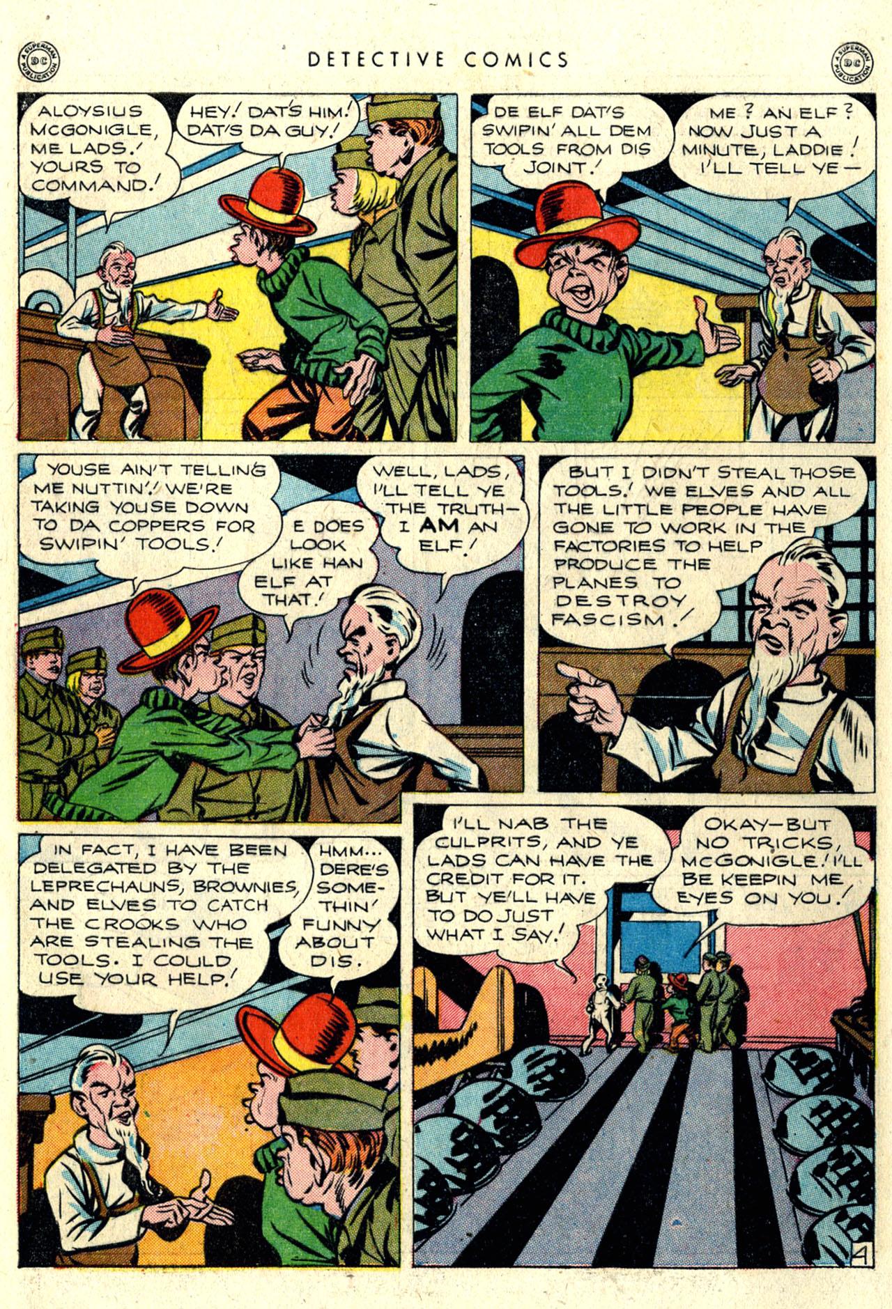 Read online Detective Comics (1937) comic -  Issue #100 - 41