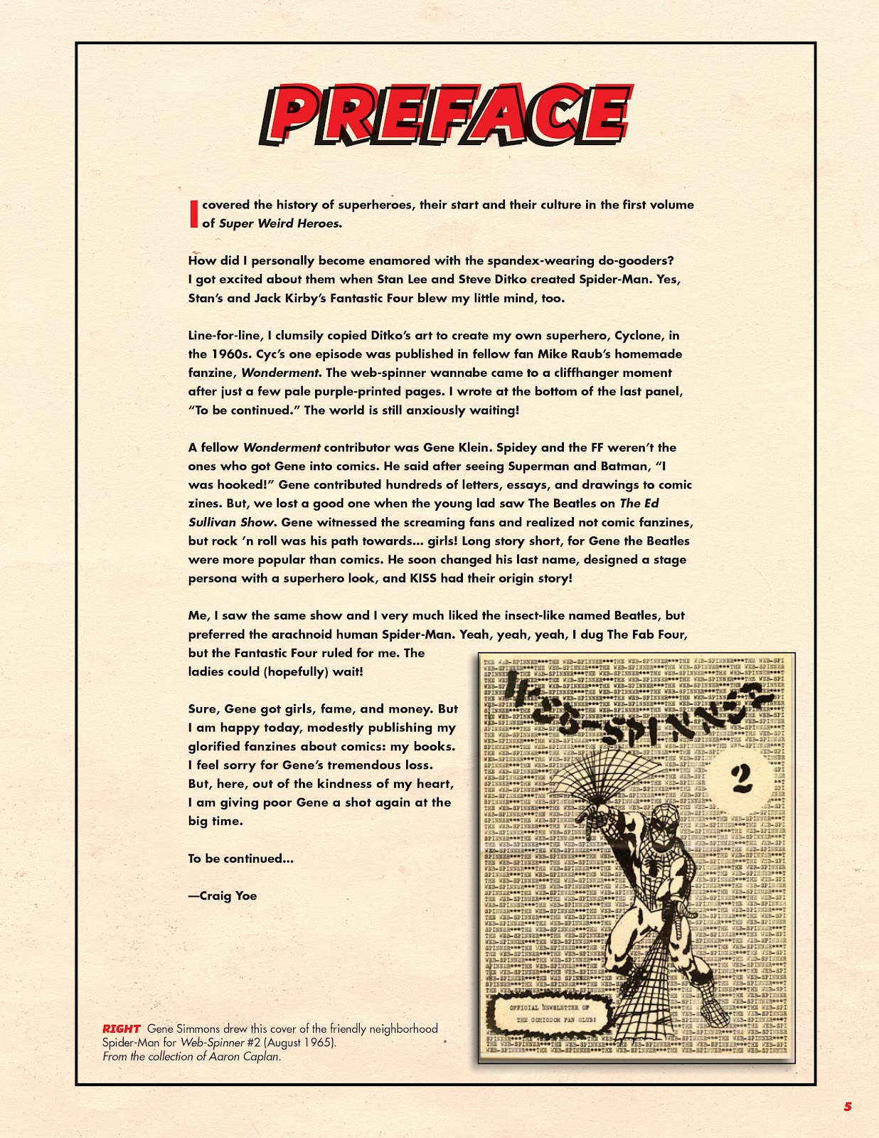 Read online Super Weird Heroes comic -  Issue # TPB 2 (Part 1) - 6