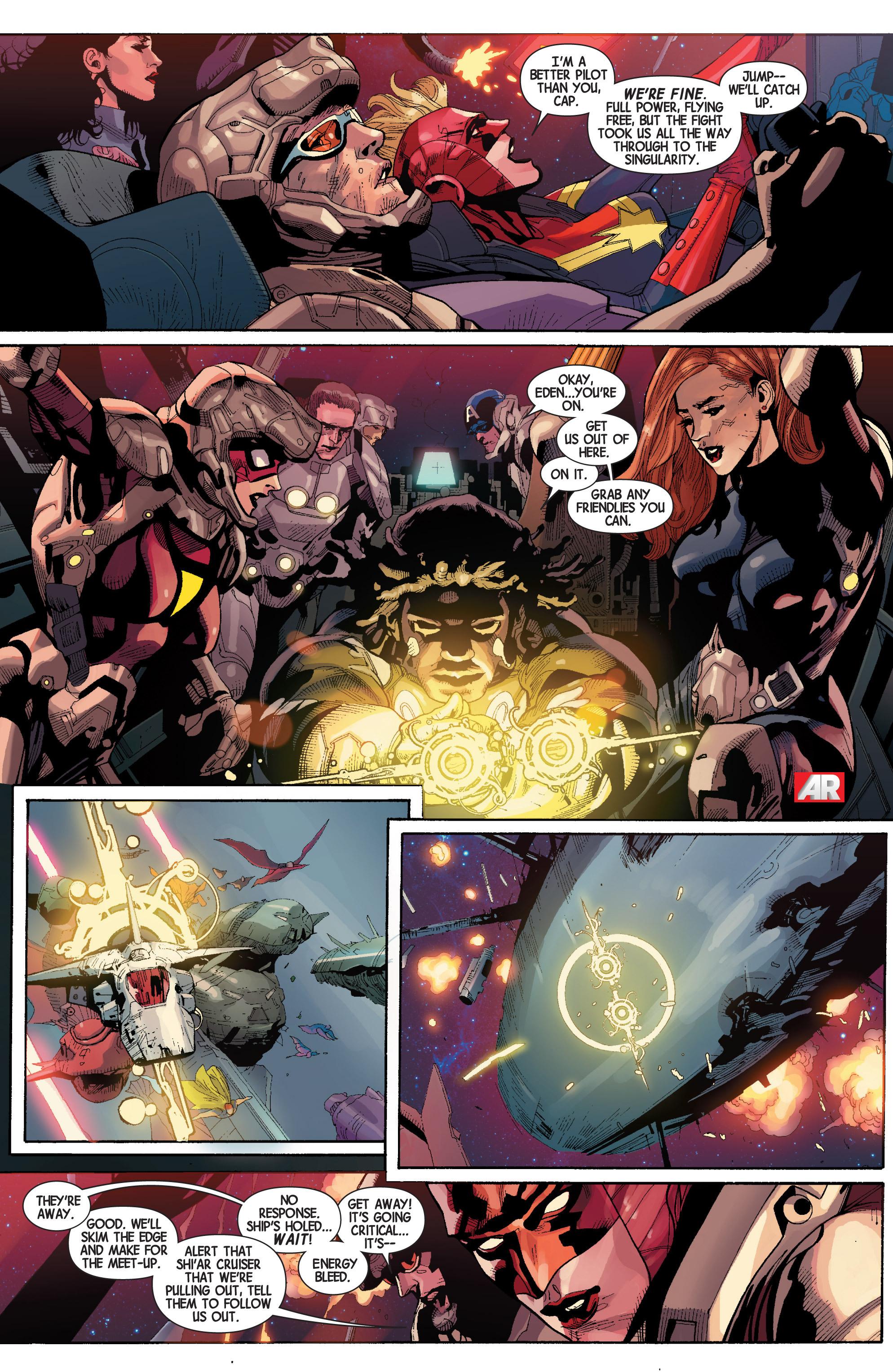 Read online Avengers (2013) comic -  Issue #Avengers (2013) _TPB 4 - 27