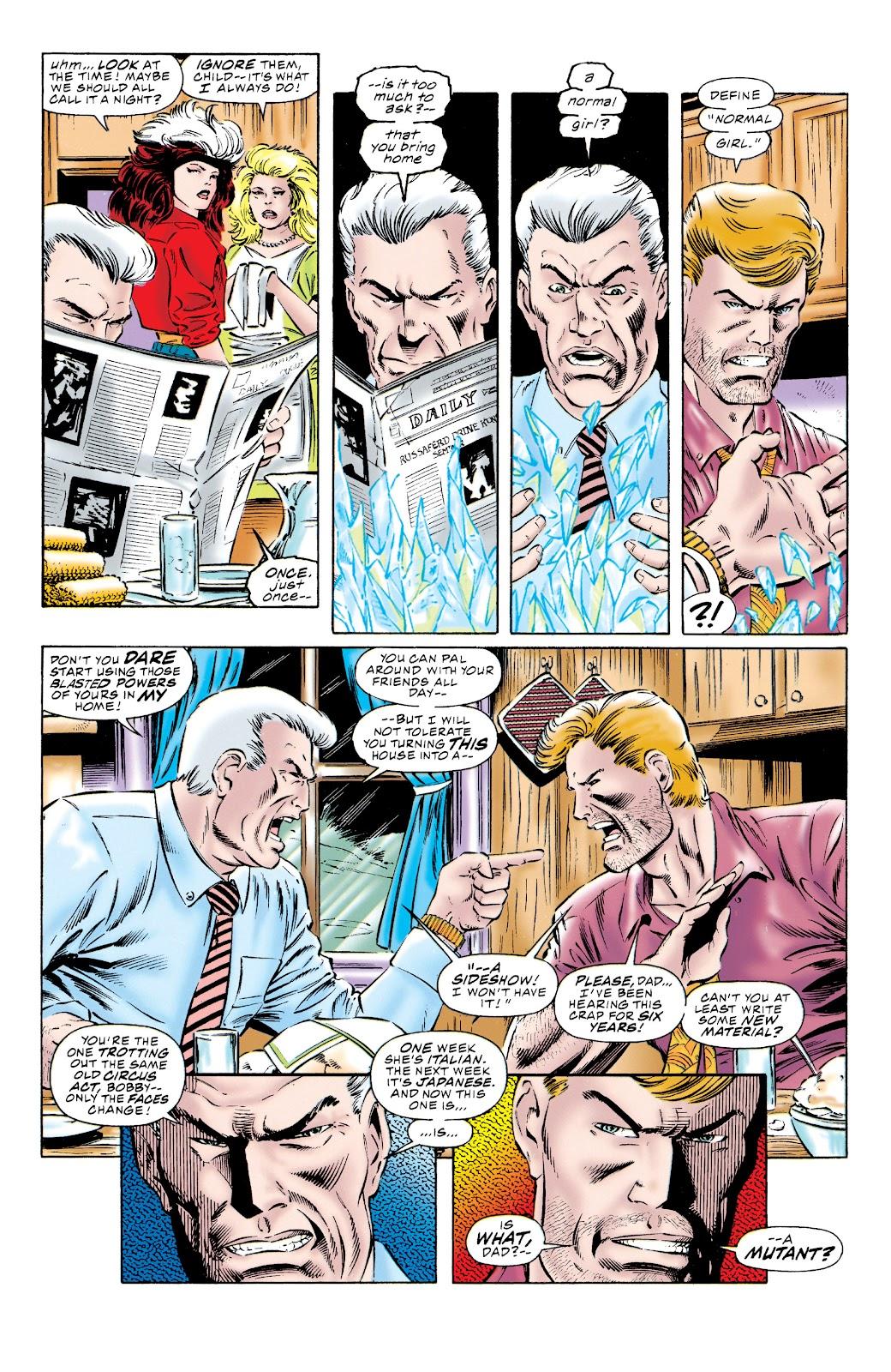 Uncanny X-Men (1963) issue 319 - Page 14