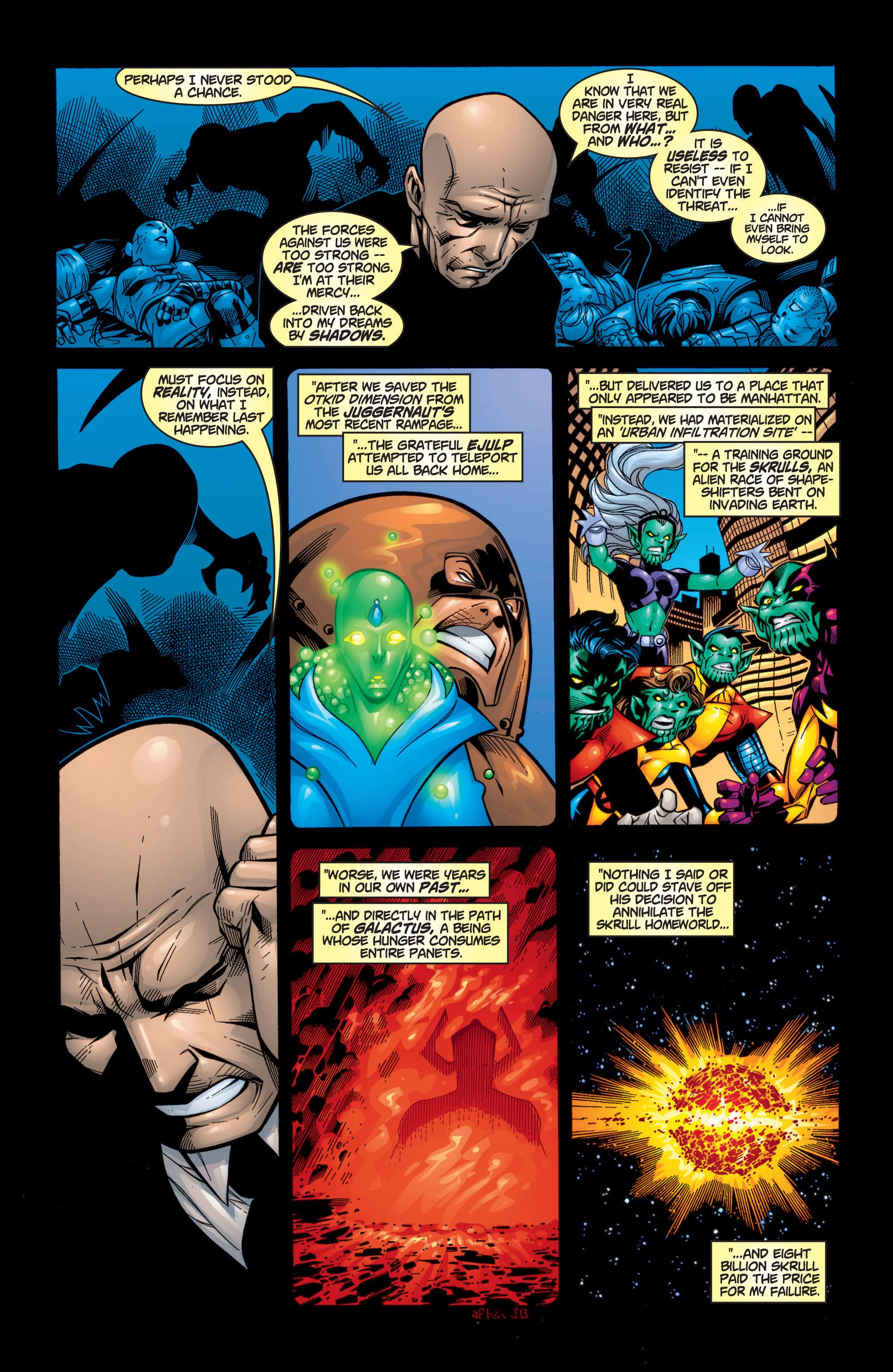 Read online Uncanny X-Men (1963) comic -  Issue #371 - 4