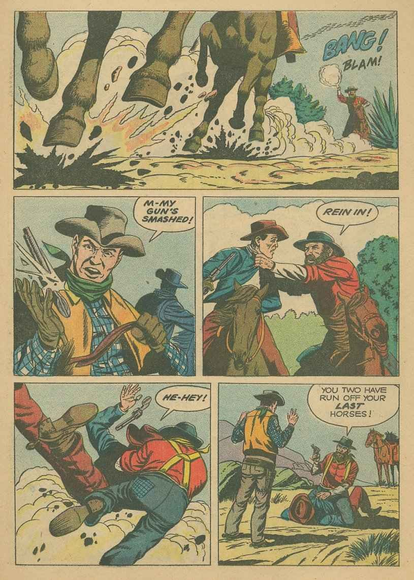 Read online Sincerest Form of Parody: The Best 1950s MAD-Inspired Satirical Comics comic -  Issue # TPB (Part 1) - 17