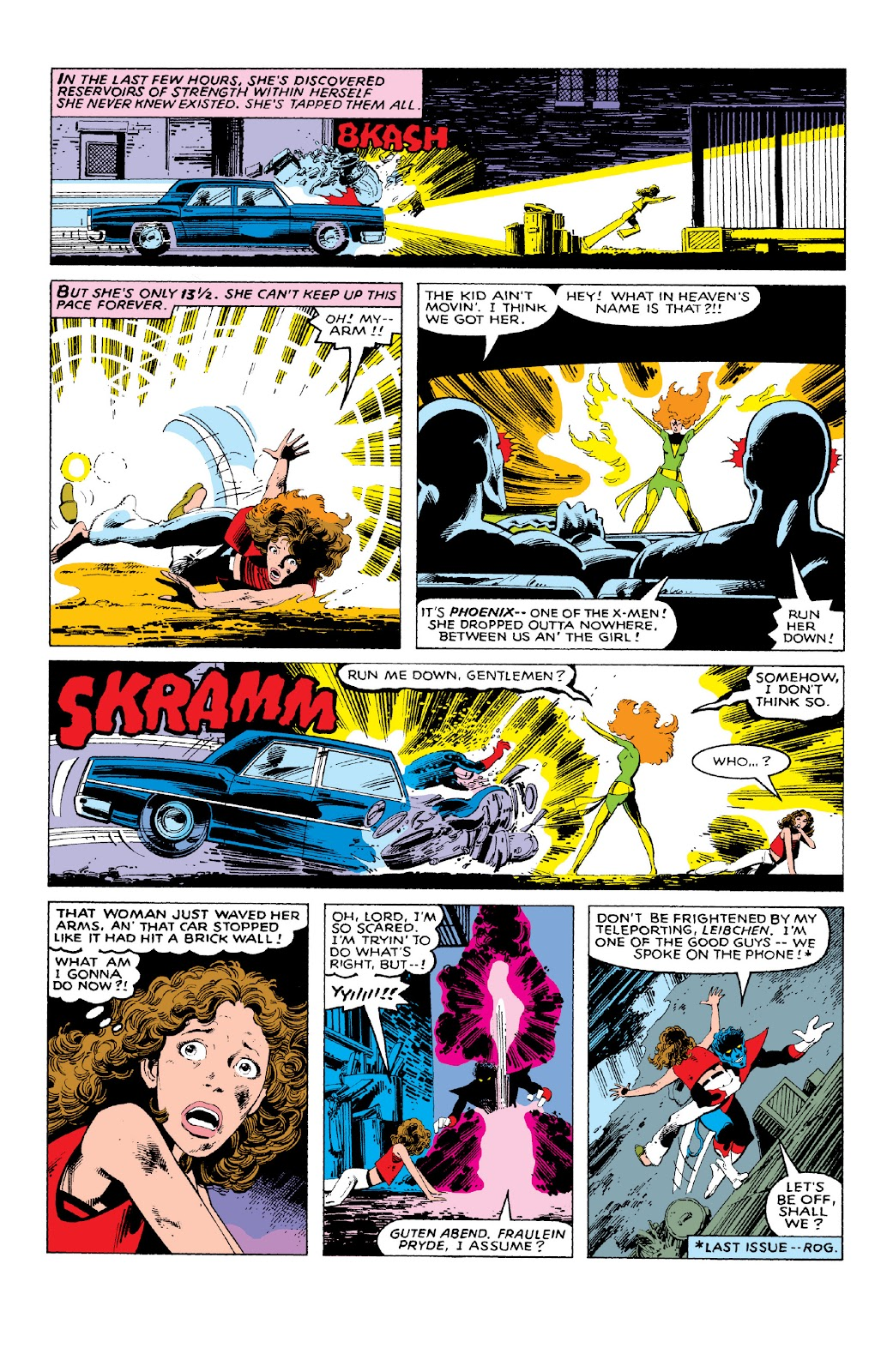 Read online X-Men Milestones: Dark Phoenix Saga comic -  Issue # TPB (Part 1) - 43