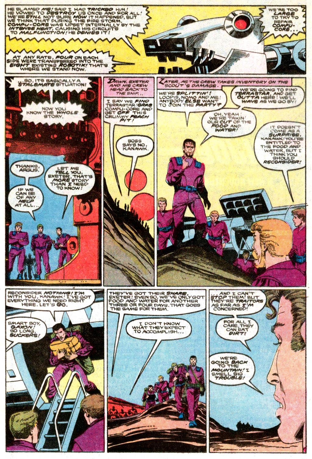 Read online Robotix comic -  Issue # Full - 19