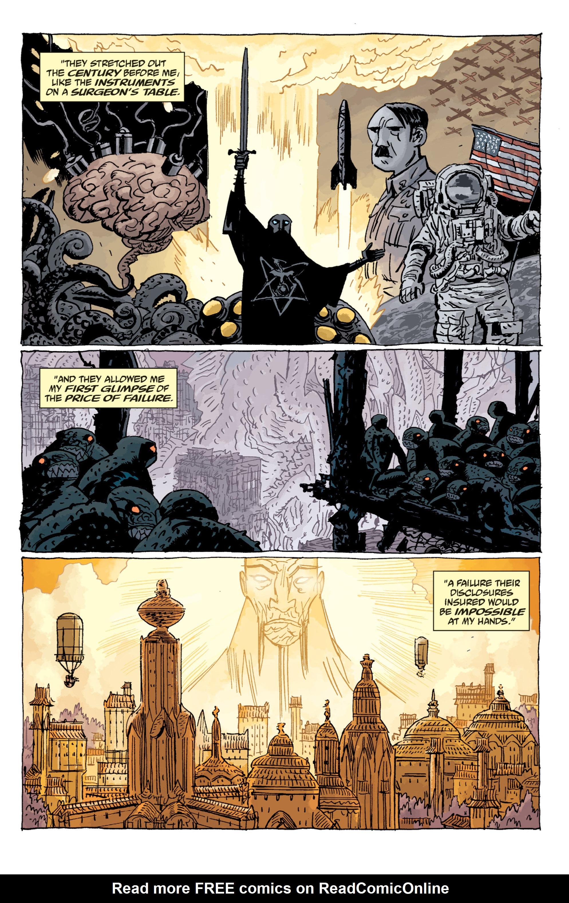 Read online B.P.R.D. (2003) comic -  Issue # TPB 11 - 101