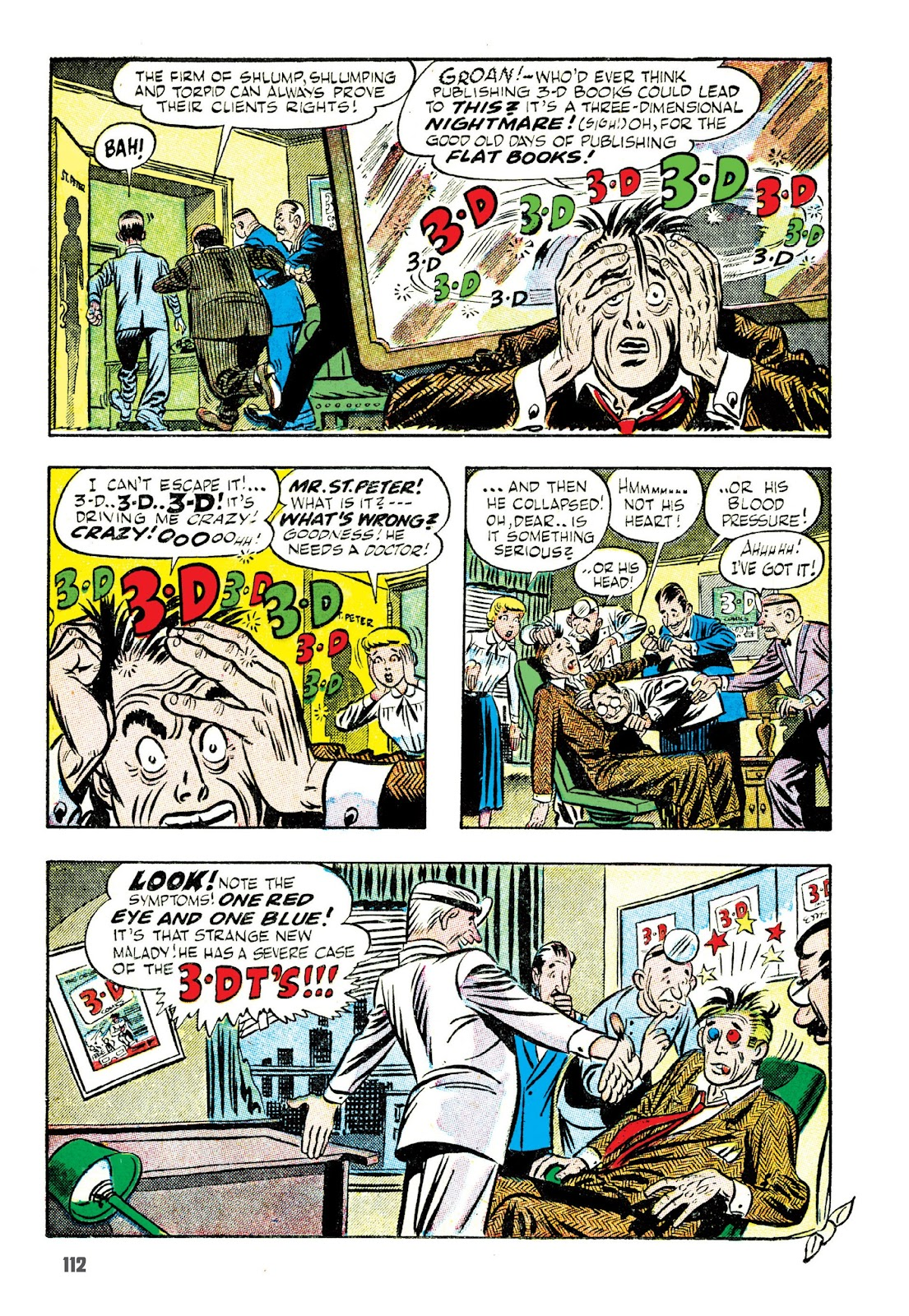 Read online The Joe Kubert Archives comic -  Issue # TPB (Part 2) - 23
