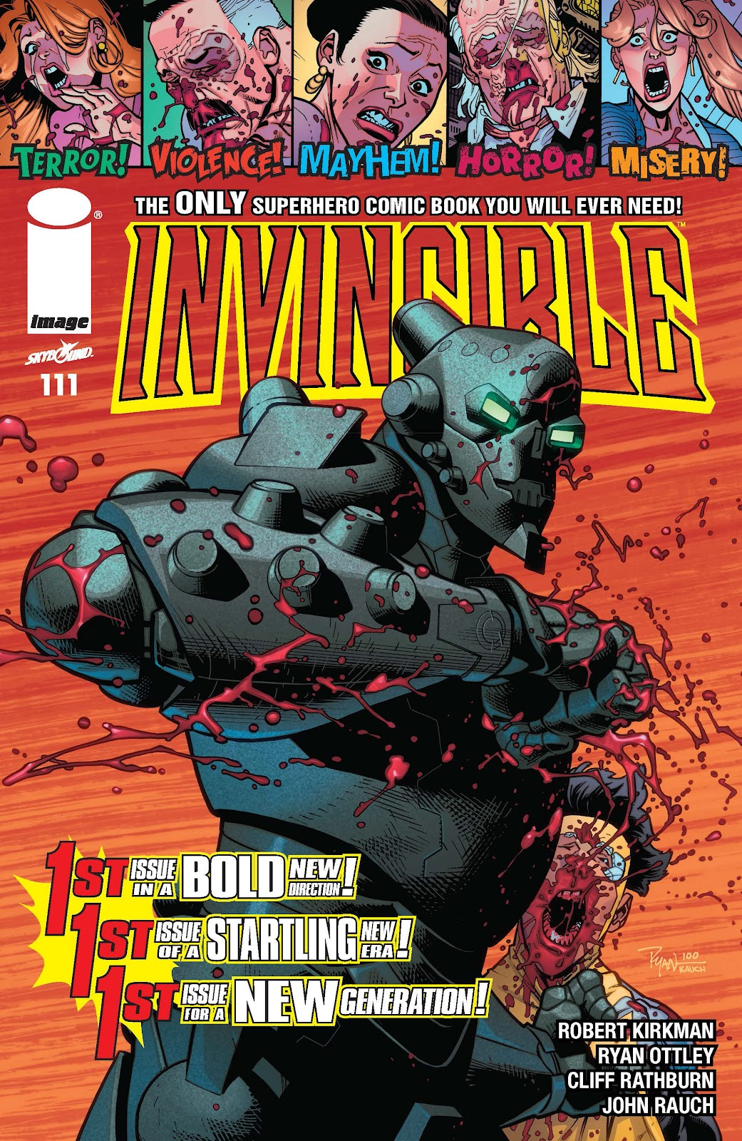 Invincible (2003) 111 Page 1