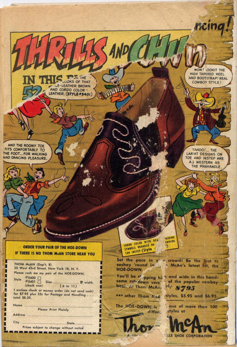 Read online Sensation (Mystery) Comics comic -  Issue #100 - 52