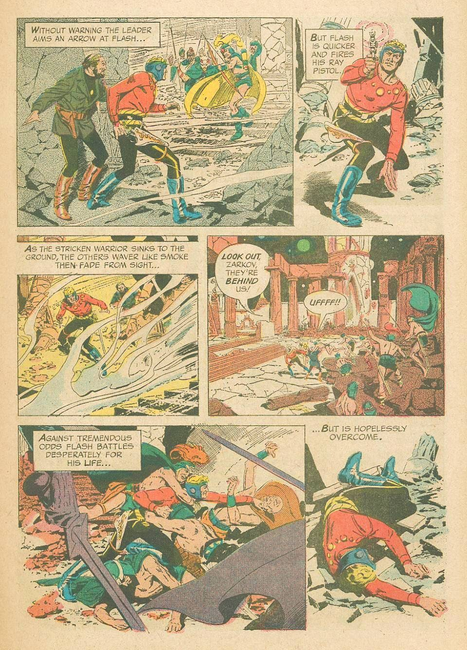 Flash Gordon (1966) issue 4 - Page 7