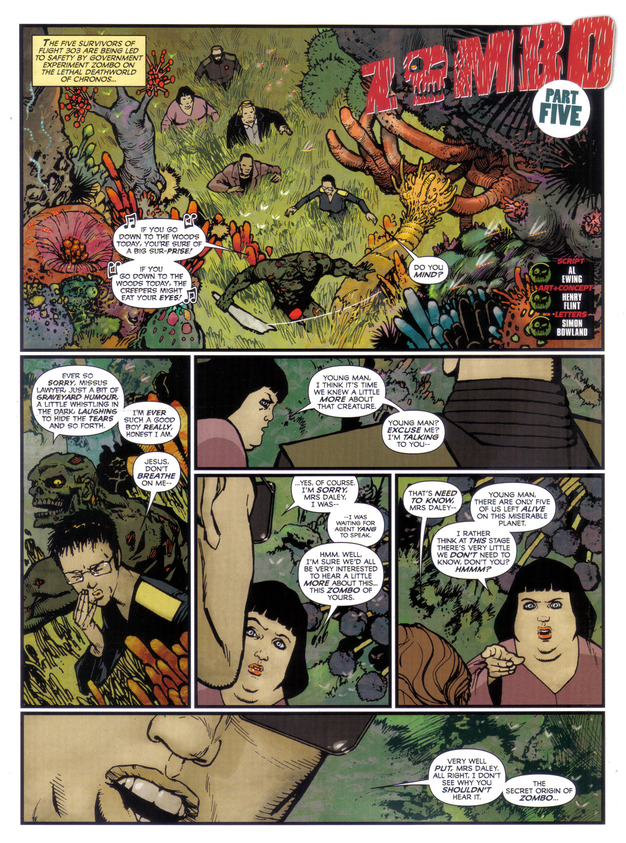 Read online 2000 AD comic -  Issue #1746 - 21