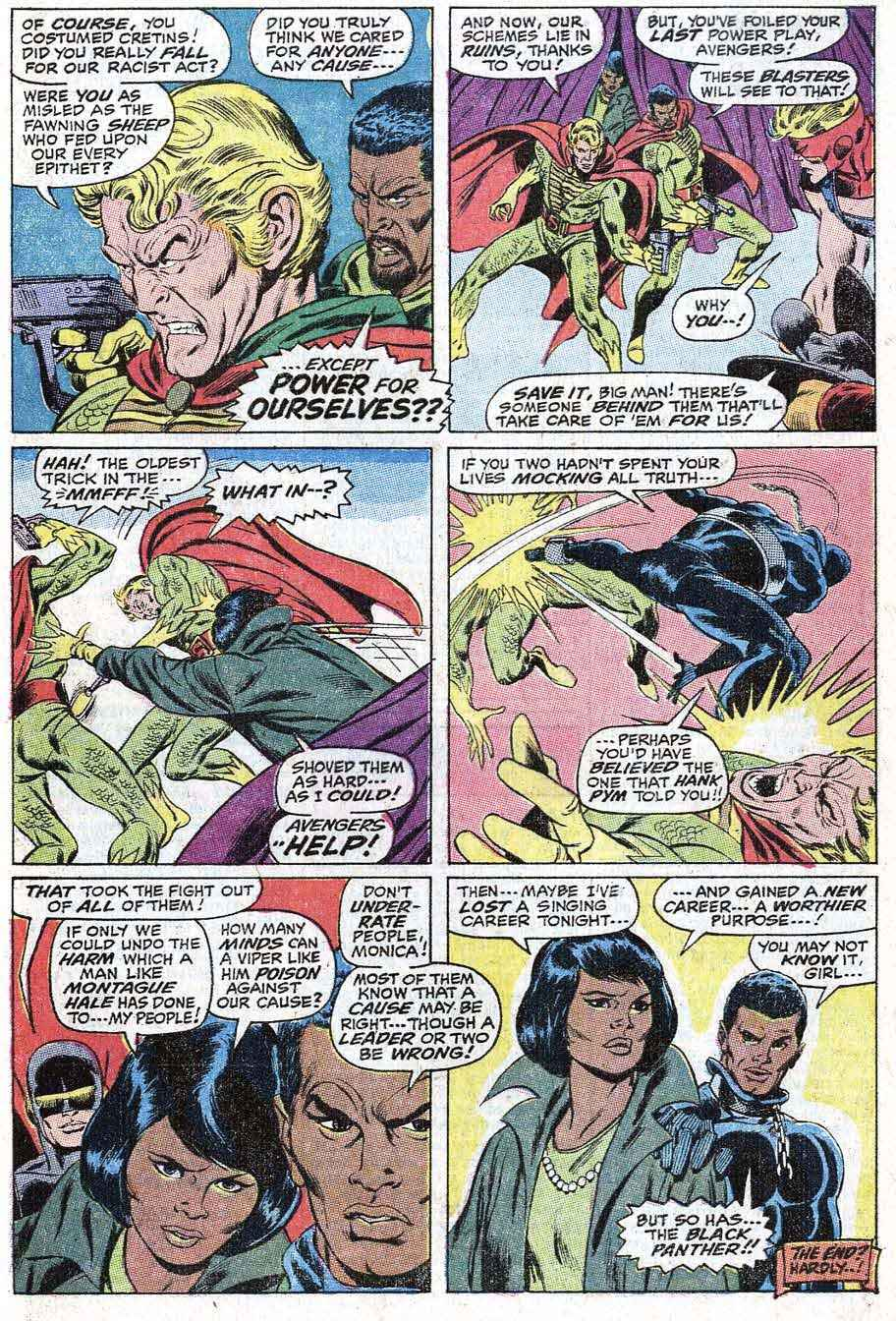 The Avengers (1963) 74 Page 28