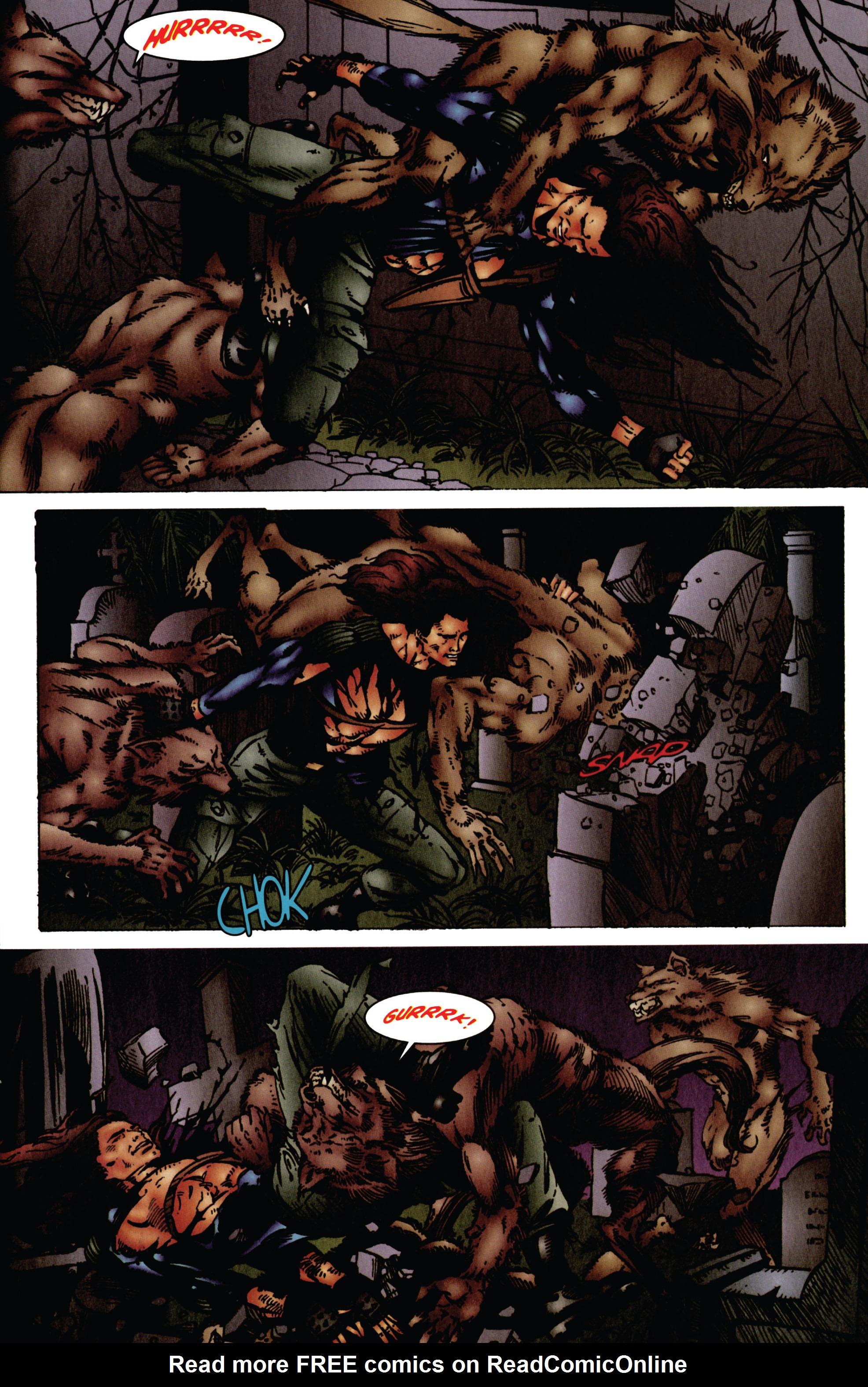 Read online Eternal Warrior (1992) comic -  Issue #46 - 7