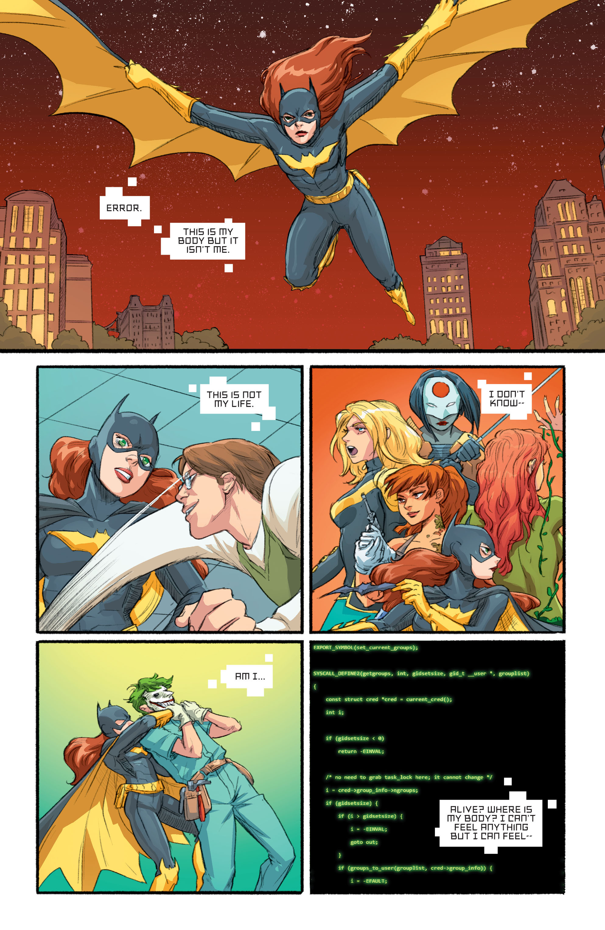 Read online Secret Origins (2014) comic -  Issue #10 - 12