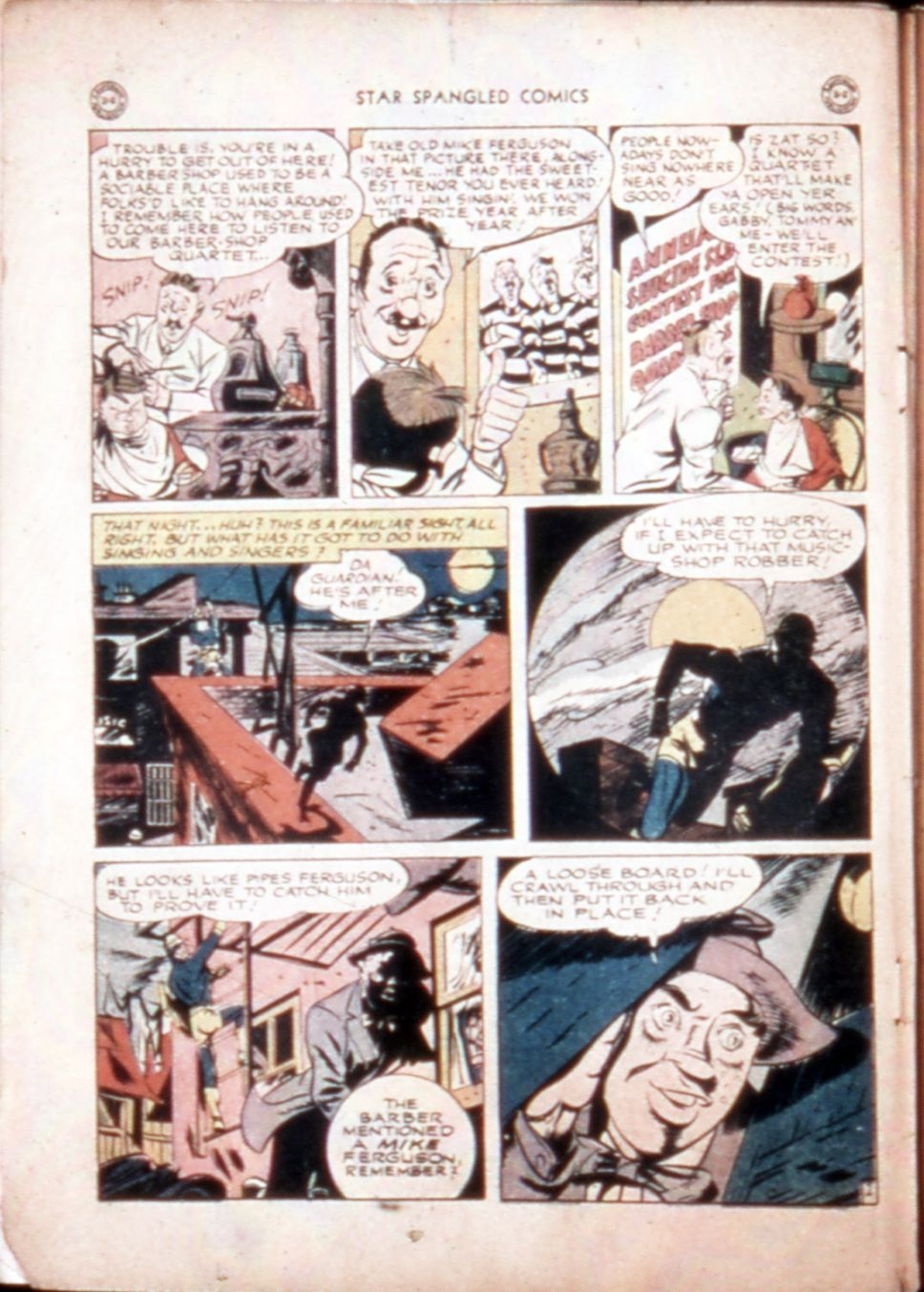 Star Spangled Comics (1941) issue 43 - Page 4