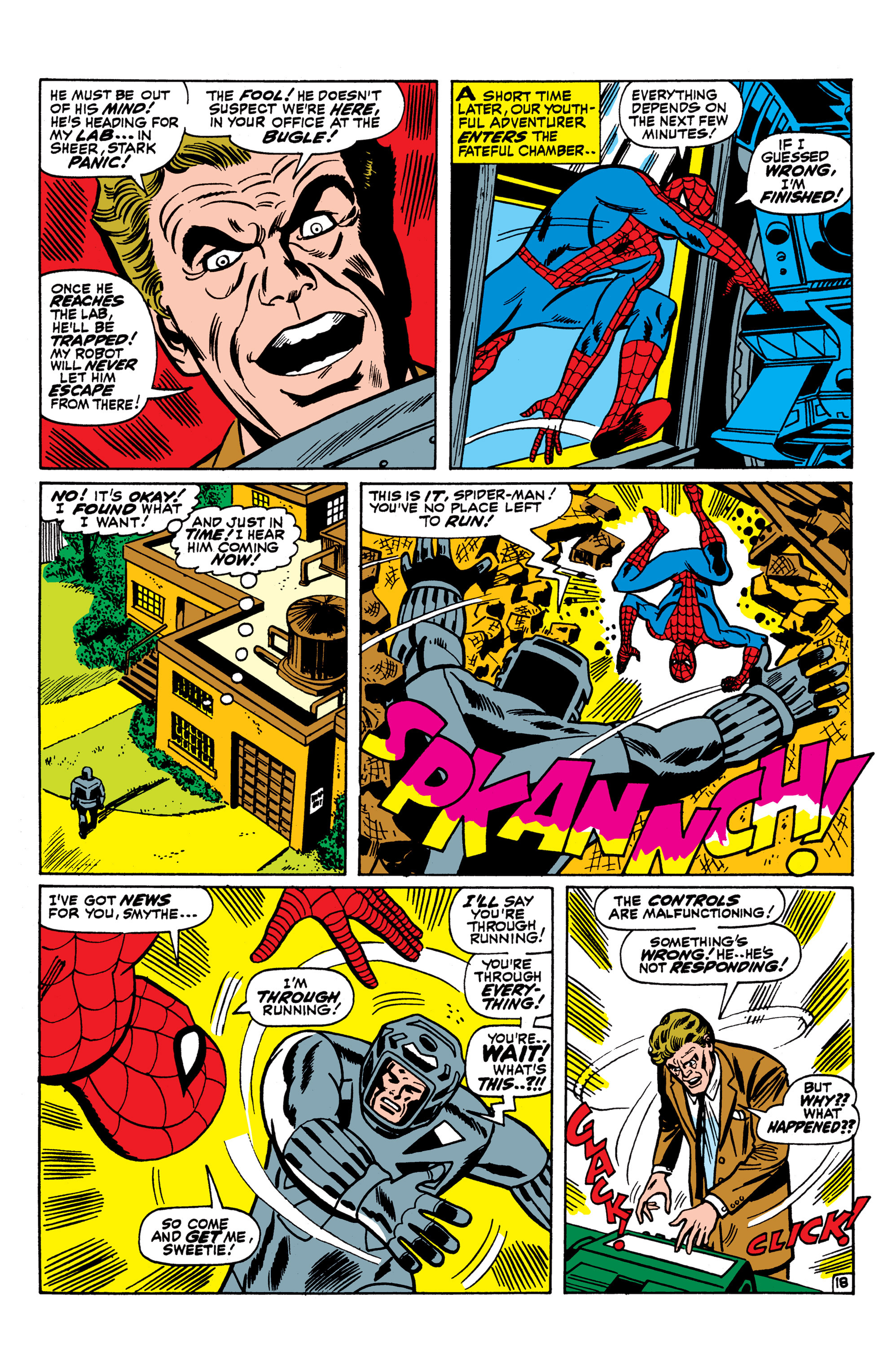 The Amazing Spider-Man (1963) 58 Page 18