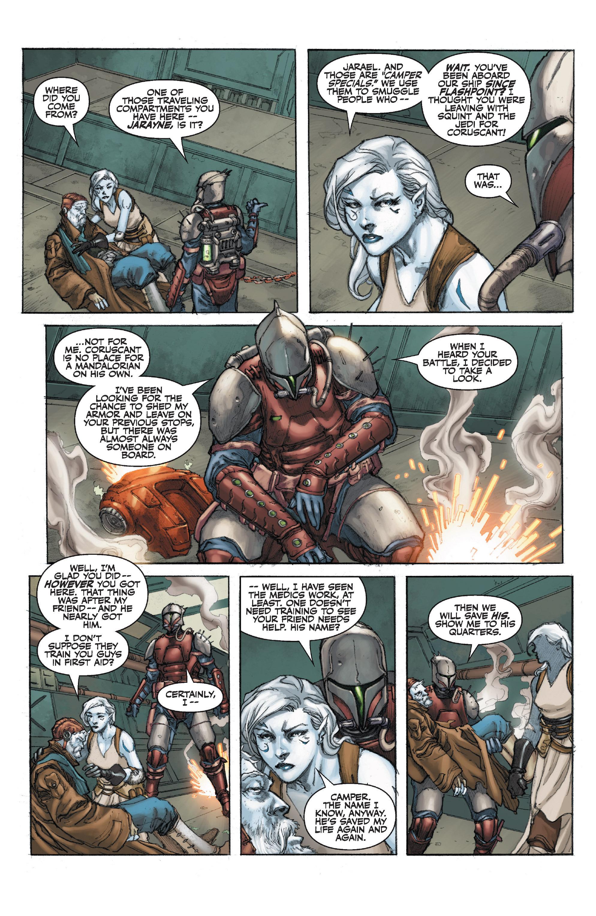 Read online Star Wars Omnibus comic -  Issue # Vol. 29 - 302