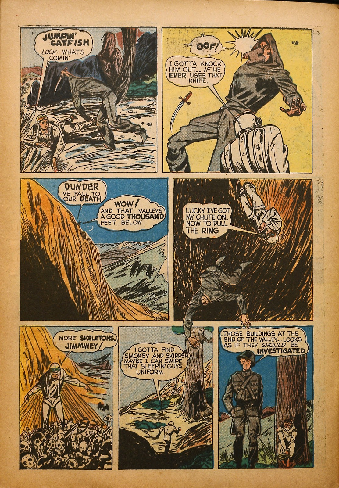 Man of War Comics issue 1 - Page 60