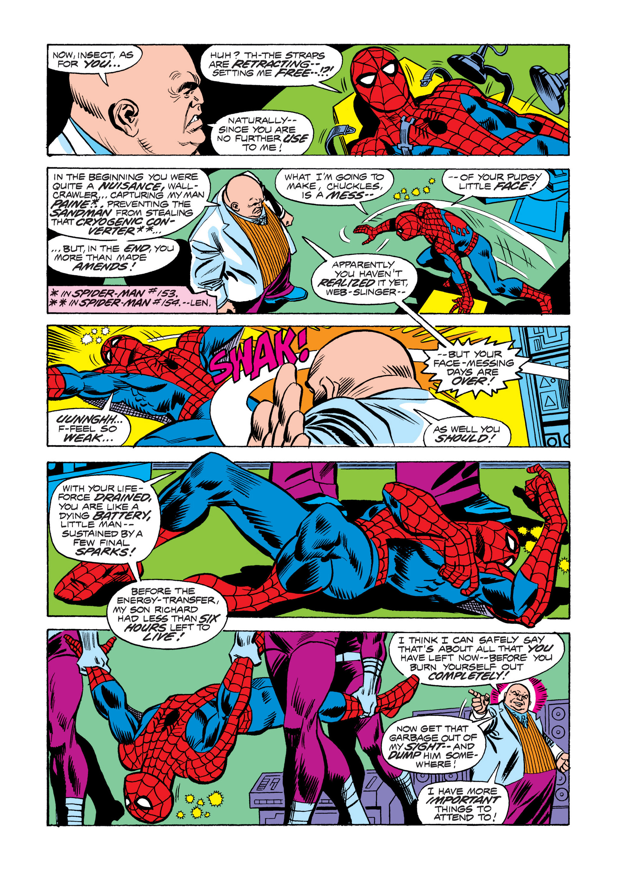 The Amazing Spider-Man (1963) 164 Page 5