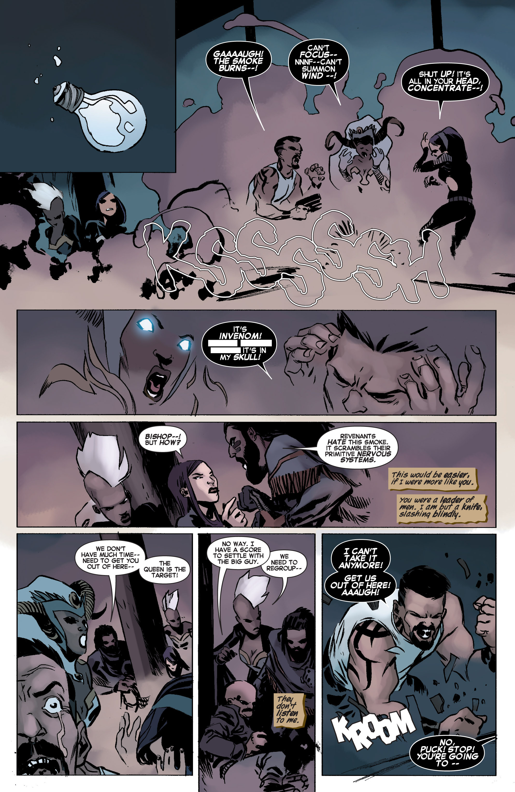 Read online Uncanny X-Force (2013) comic -  Issue #11 - 11