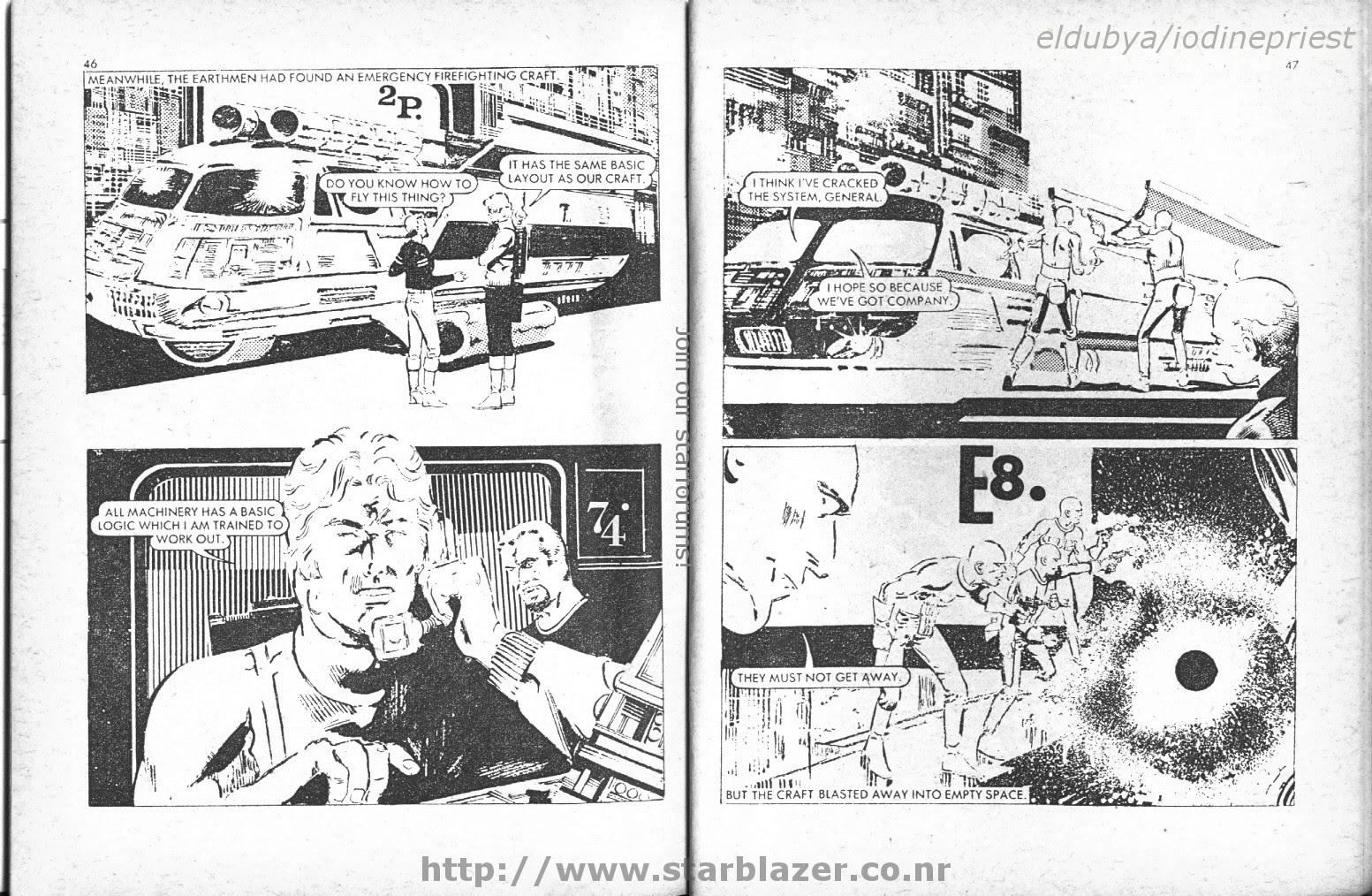Starblazer issue 50 - Page 25