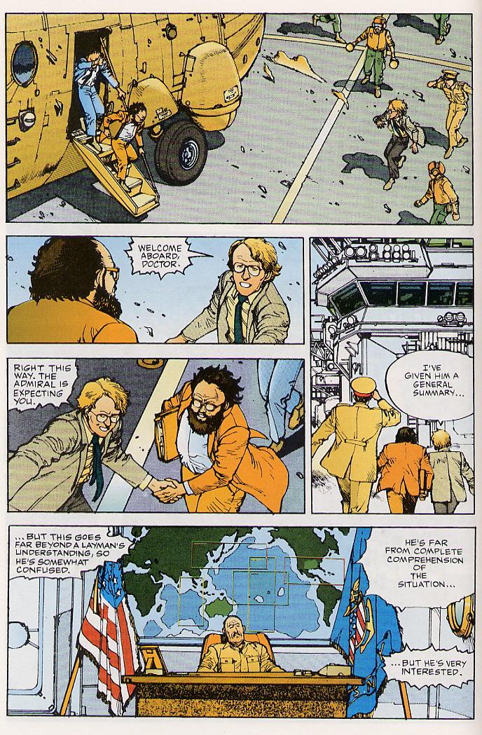 Read online Akira comic -  Issue #24 - 12