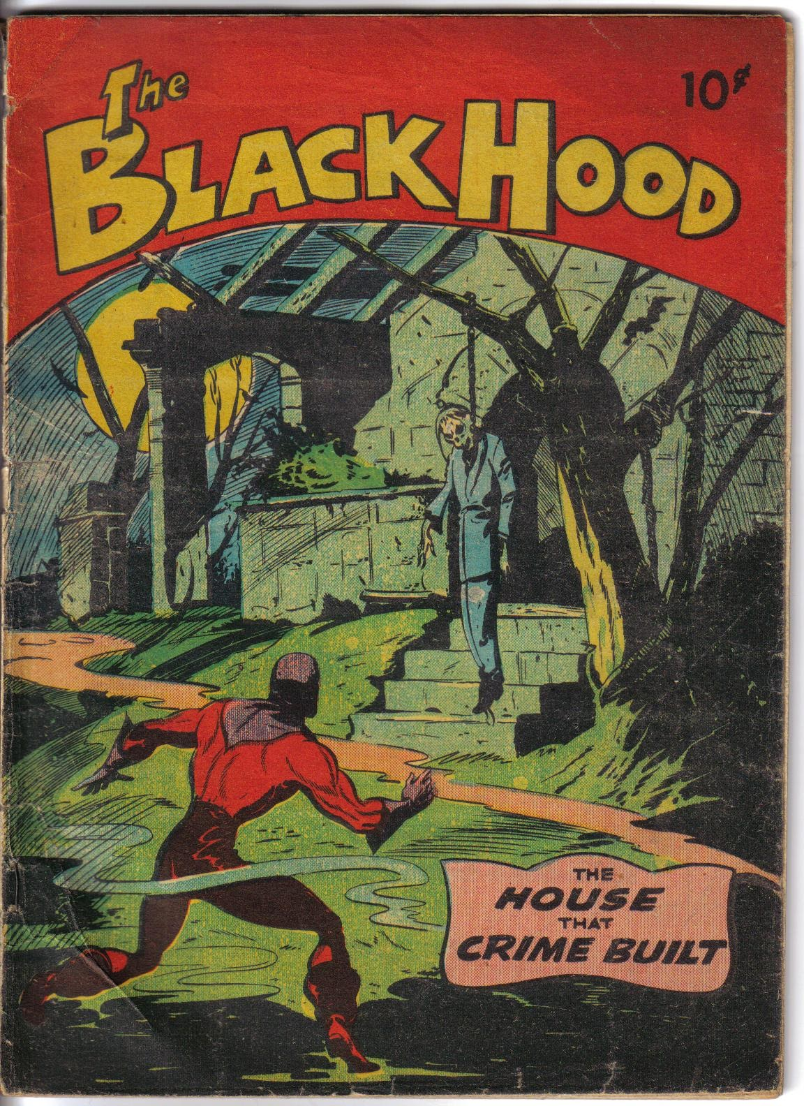 The Black Hood (1947) issue Full - Page 1