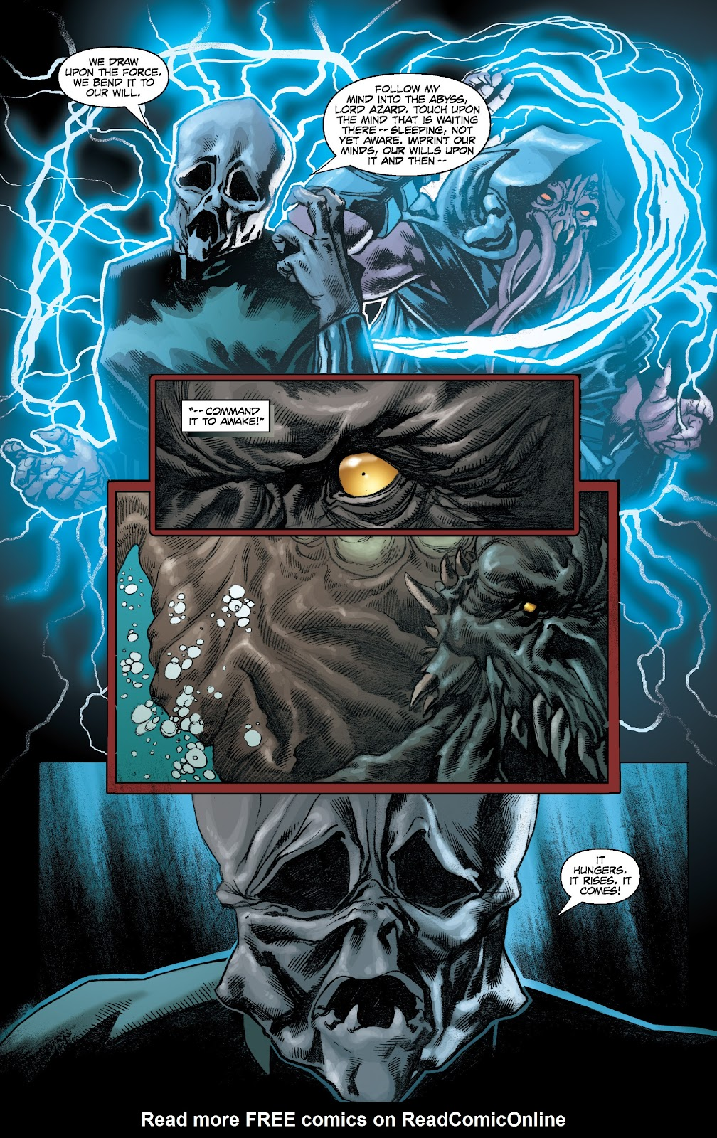 Read online Star Wars Legends: Legacy - Epic Collection comic -  Issue # TPB 2 (Part 4) - 12
