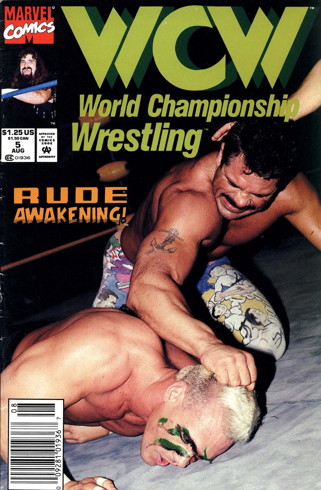 WCW World Championship Wrestling 5 Page 1