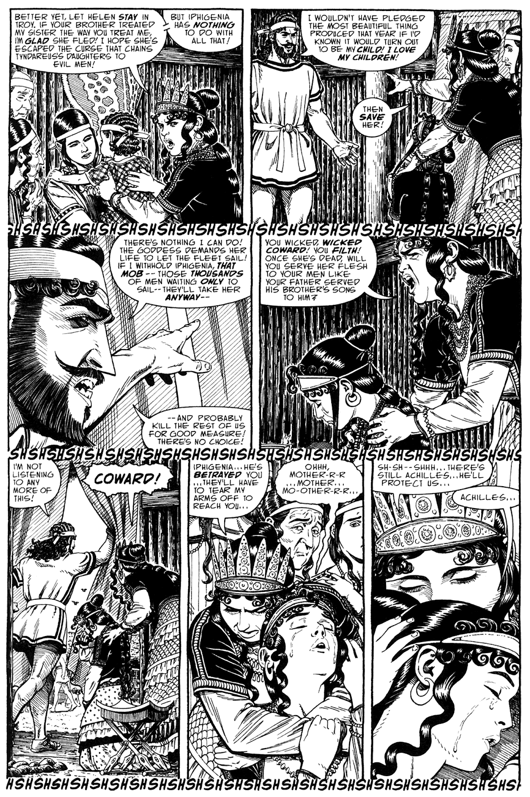 Age of Bronze issue 18 - Page 22