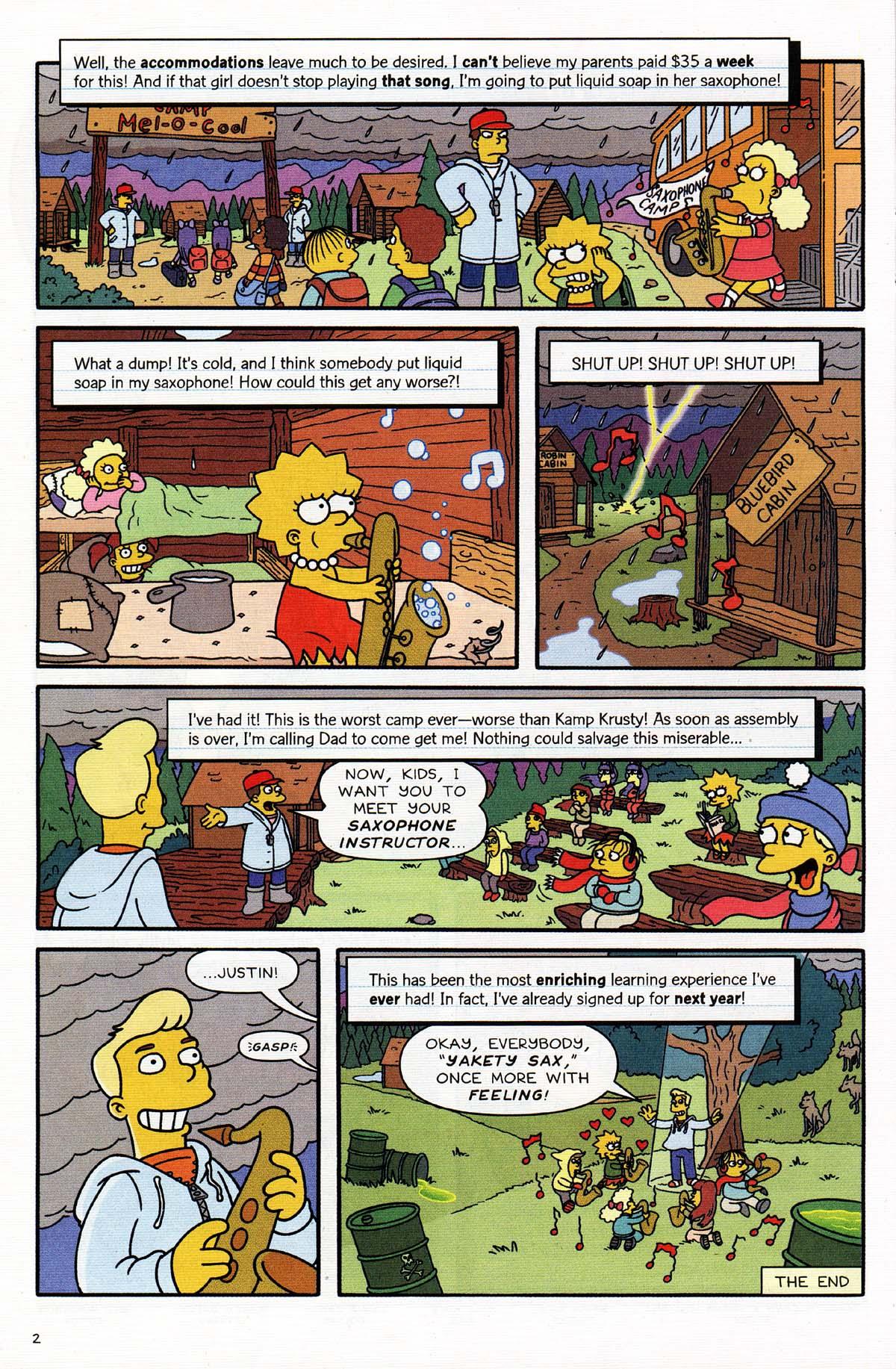 Read online Simpsons Comics Presents Bart Simpson comic -  Issue #15 - 14