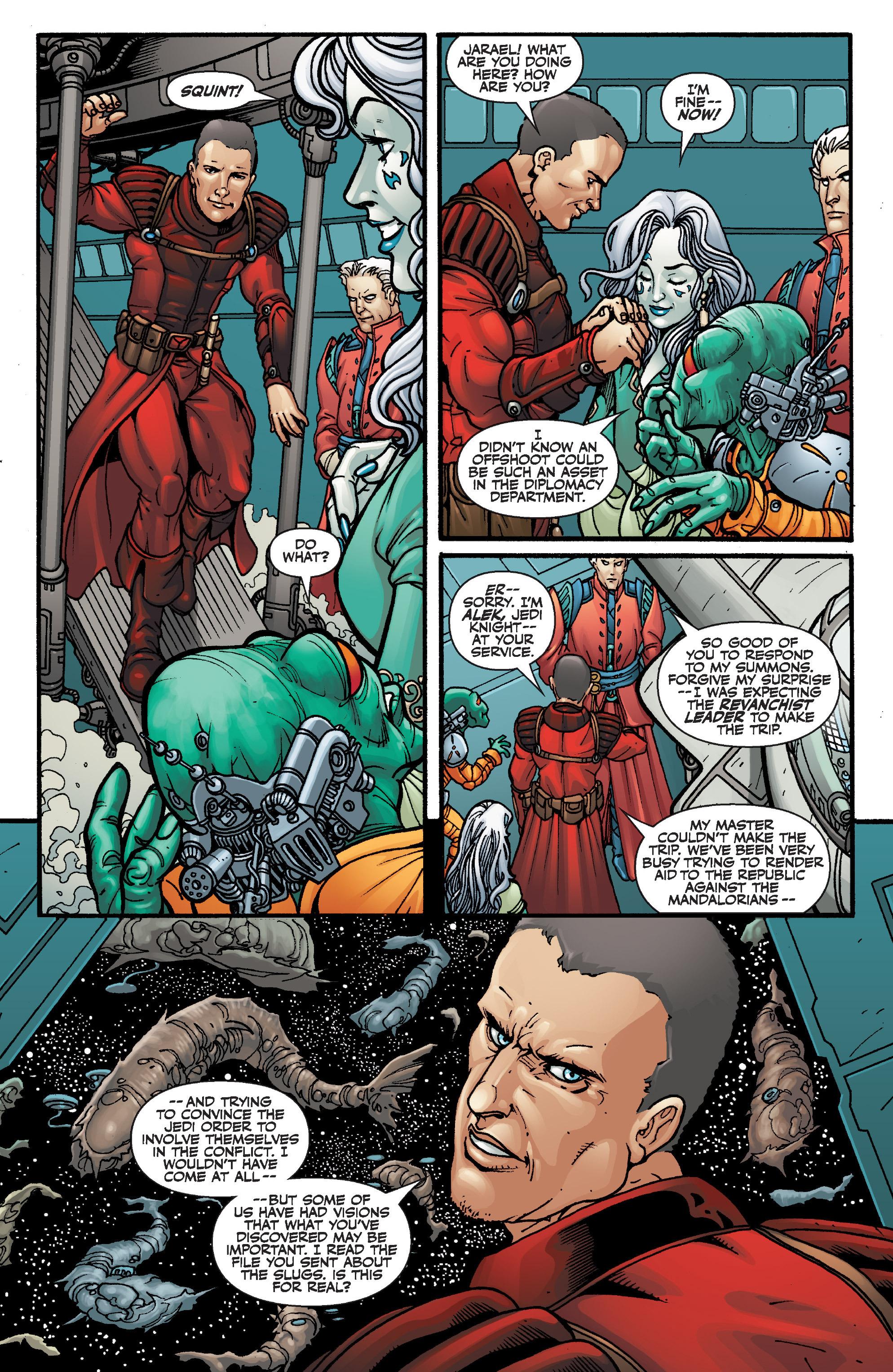 Read online Star Wars Omnibus comic -  Issue # Vol. 32 - 16