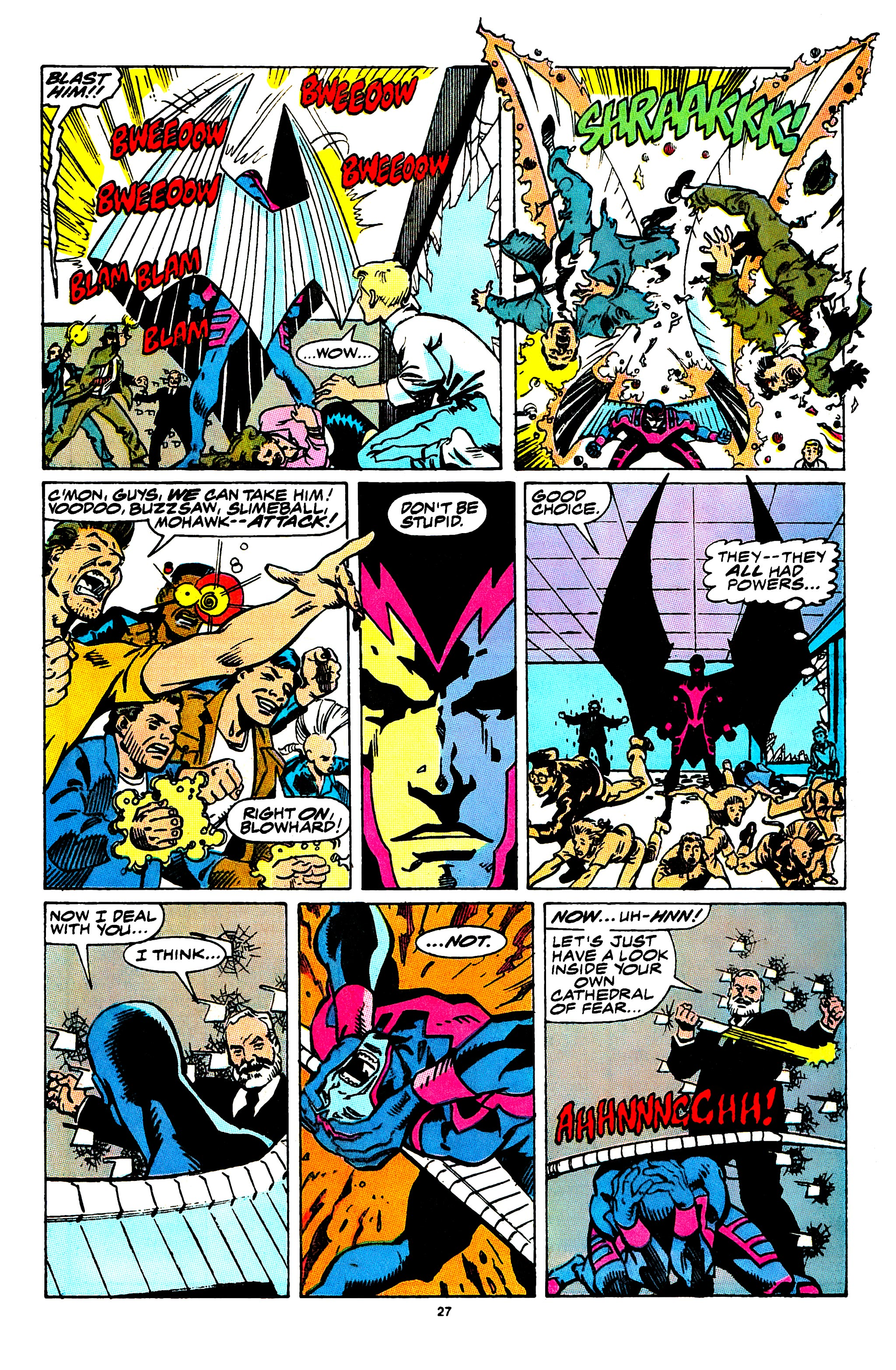 Read online X-Factor (1986) comic -  Issue #47 - 22