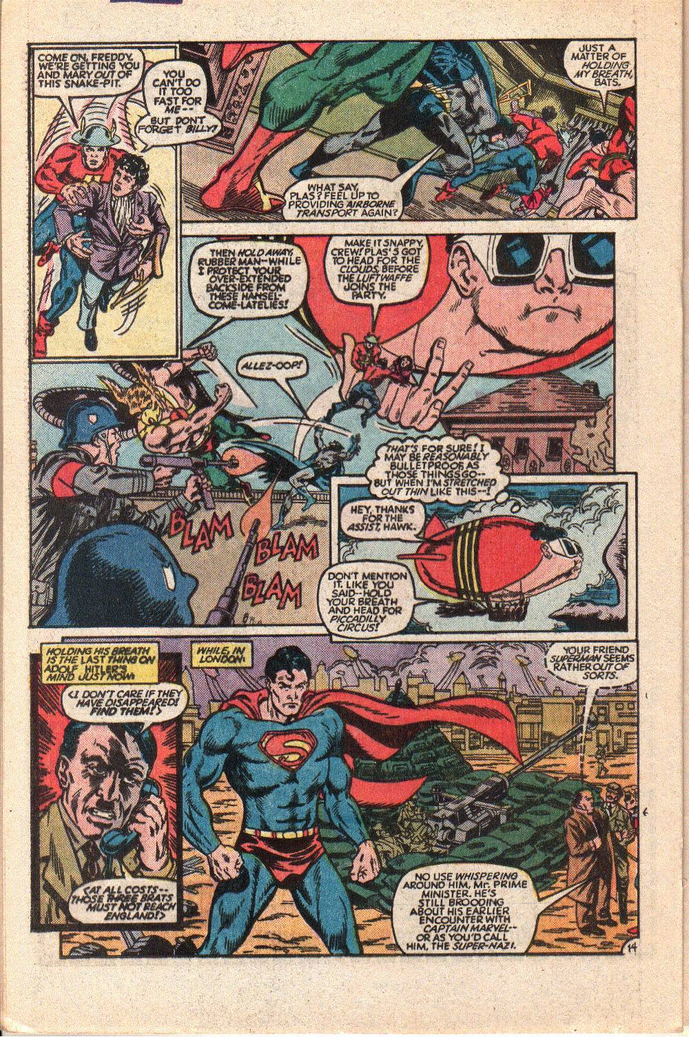 Read online All-Star Squadron comic -  Issue #37 - 20
