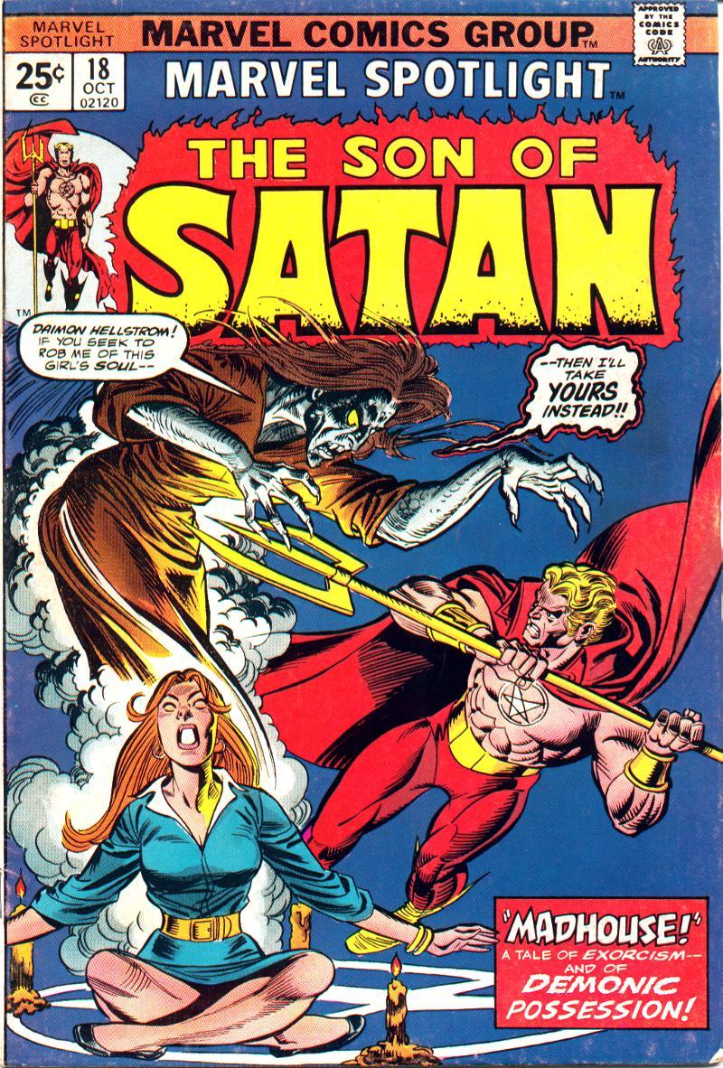 Marvel Spotlight (1971) issue 18 - Page 1