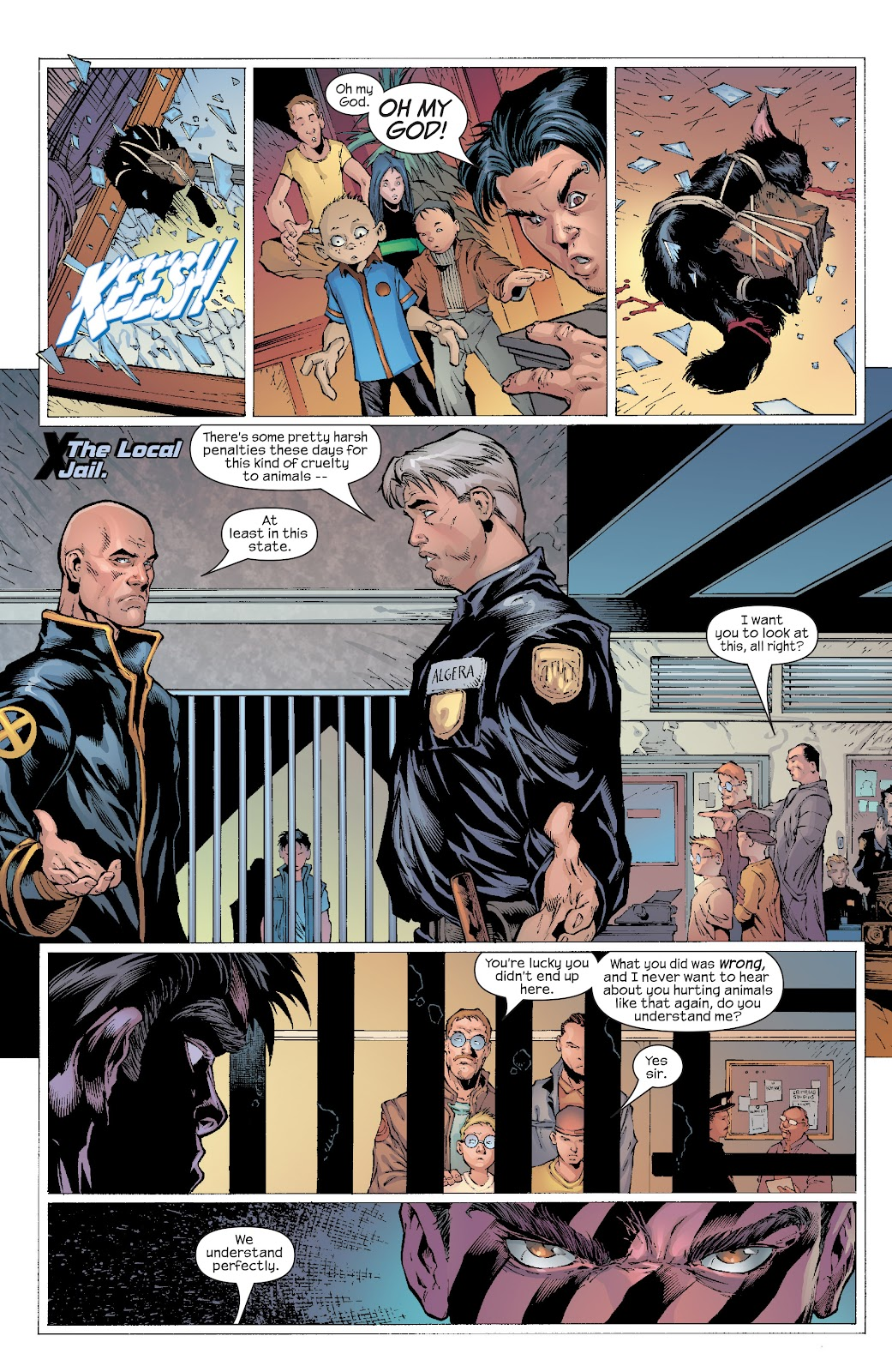Read online X-Men: Unstoppable comic -  Issue # TPB (Part 2) - 92
