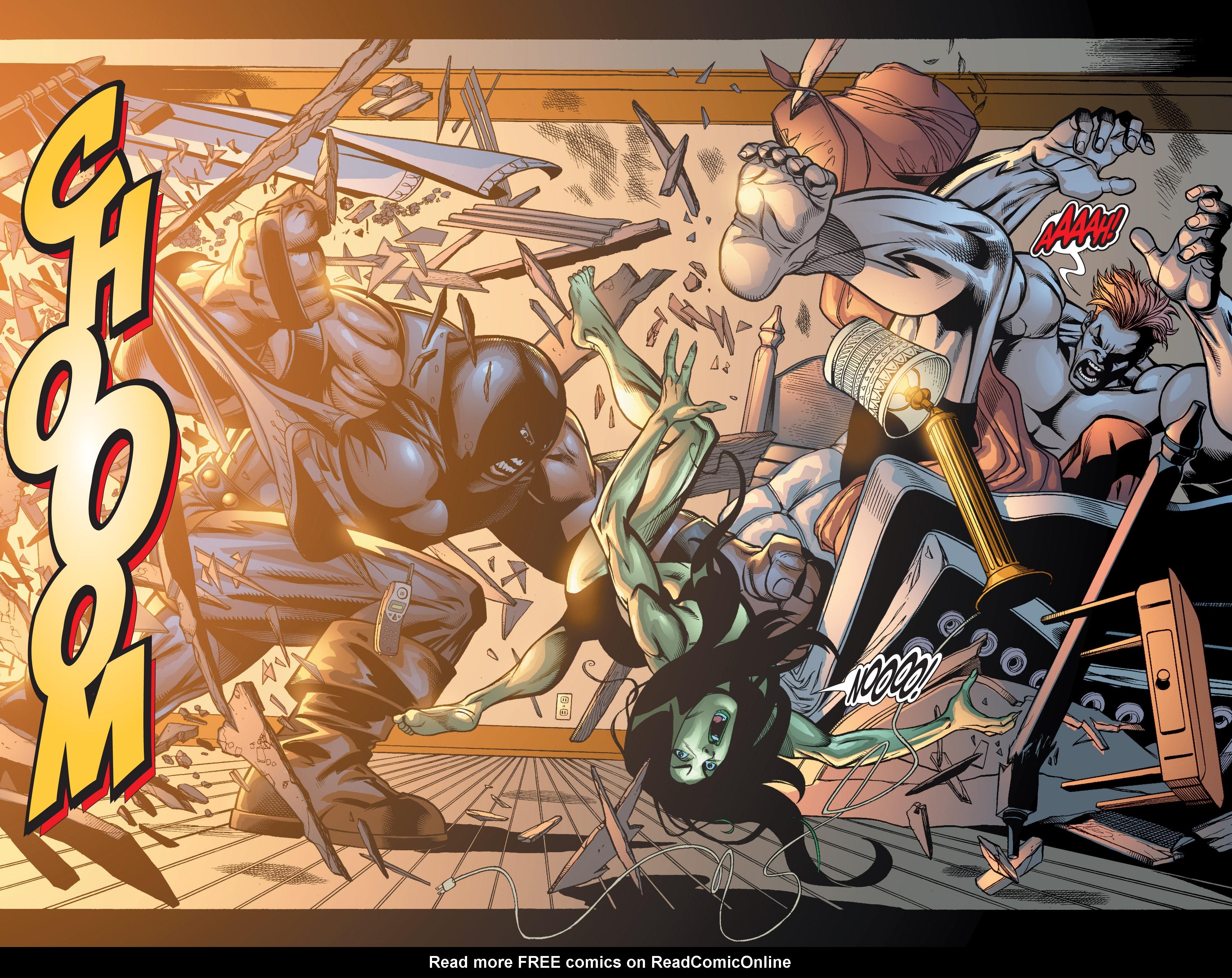 Read online Uncanny X-Men (1963) comic -  Issue #436 - 3