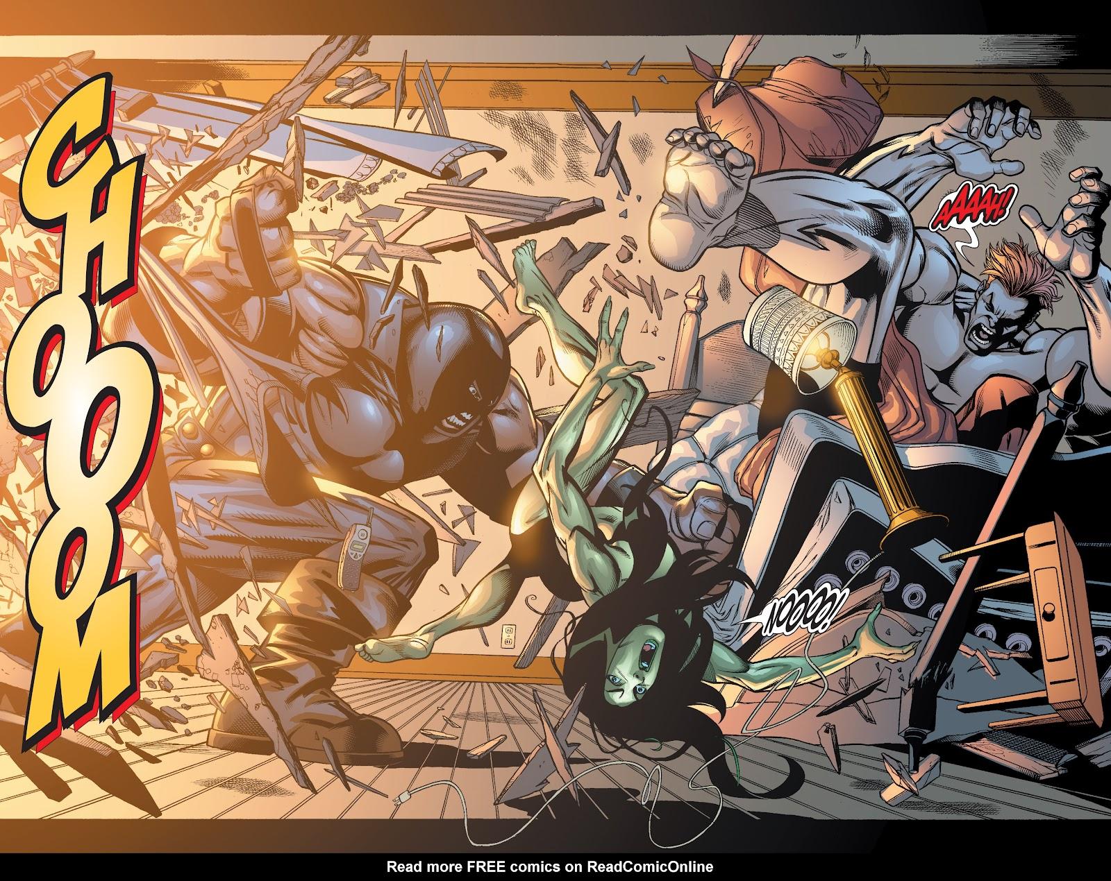 Uncanny X-Men (1963) issue 436 - Page 3