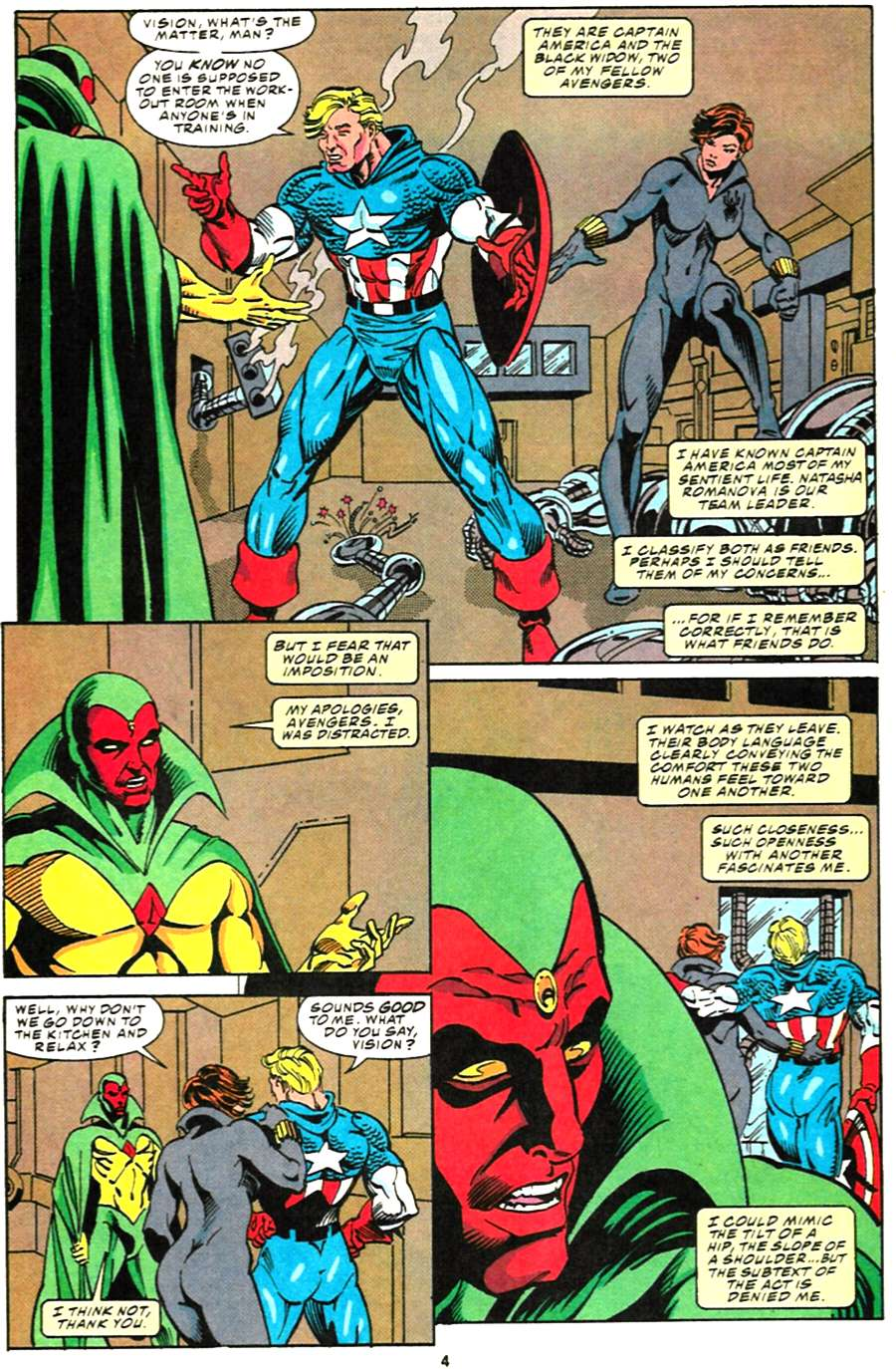 The Avengers (1963) 367 Page 4