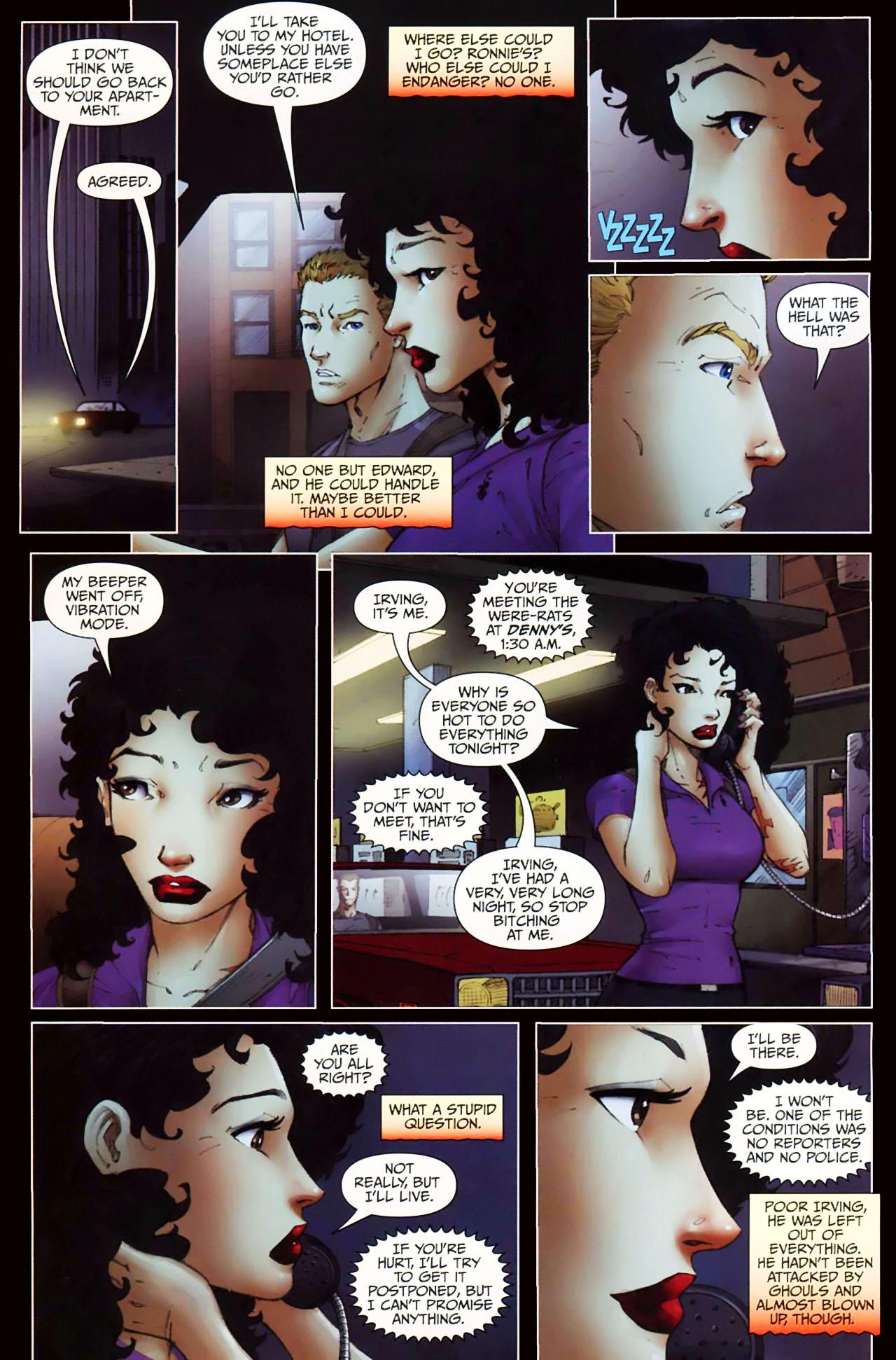 Read online Anita Blake, Vampire Hunter: Guilty Pleasures comic -  Issue #11 - 8
