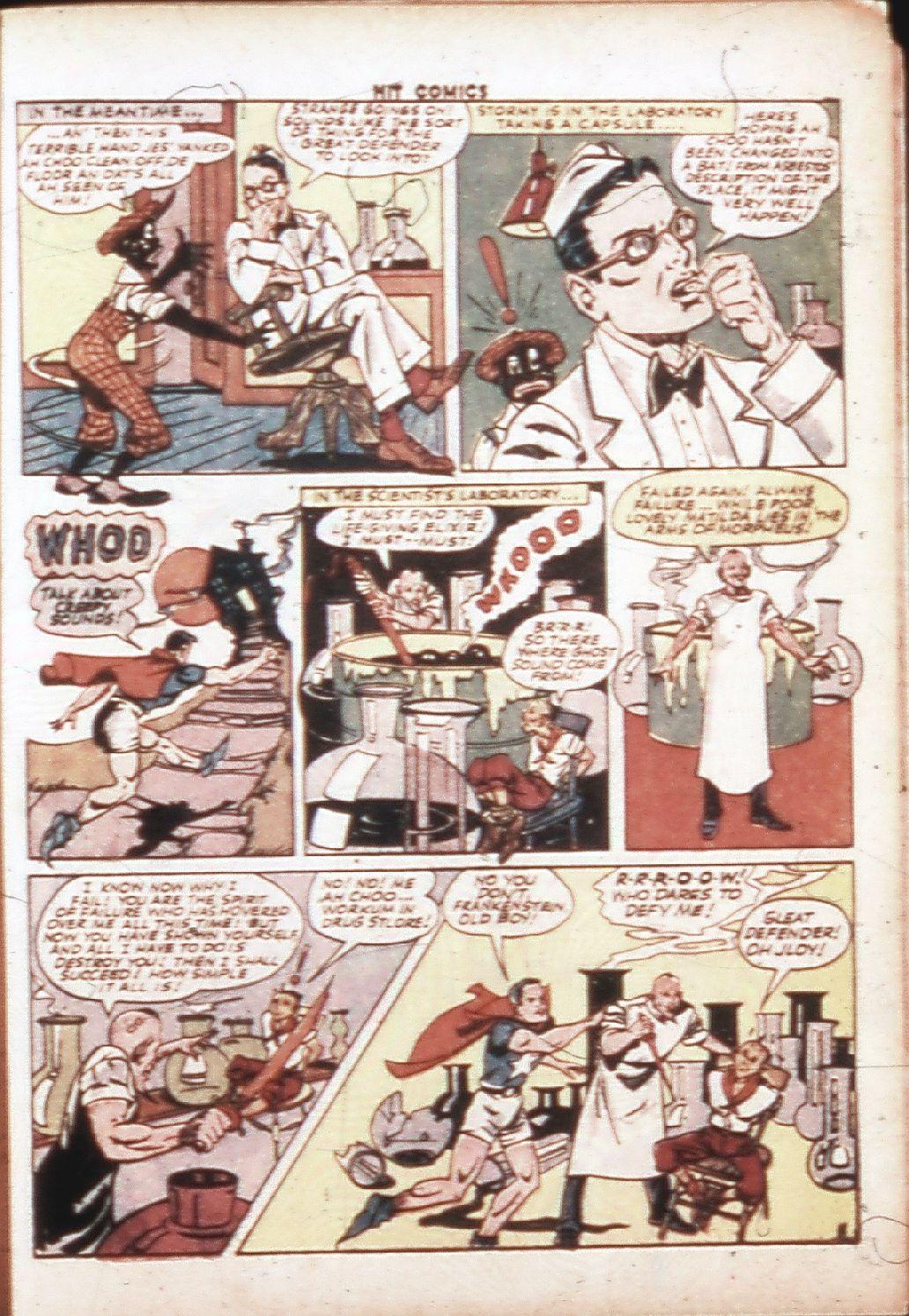 Read online Hit Comics comic -  Issue #30 - 42