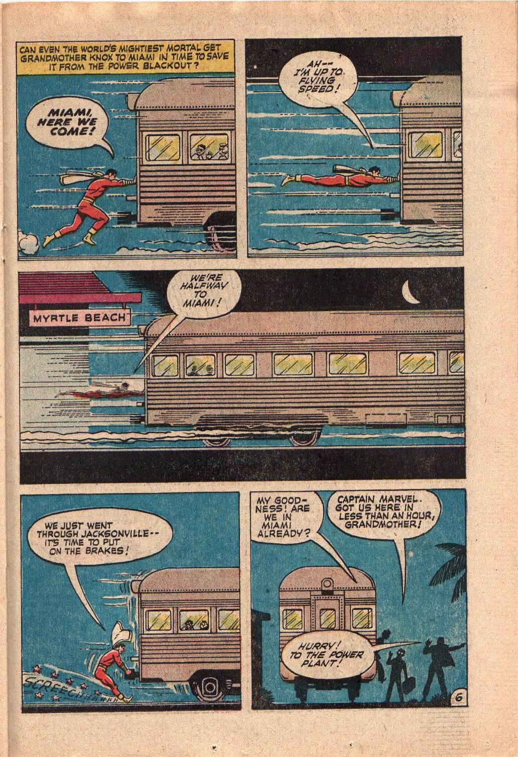 Read online Shazam! (1973) comic -  Issue #6 - 23