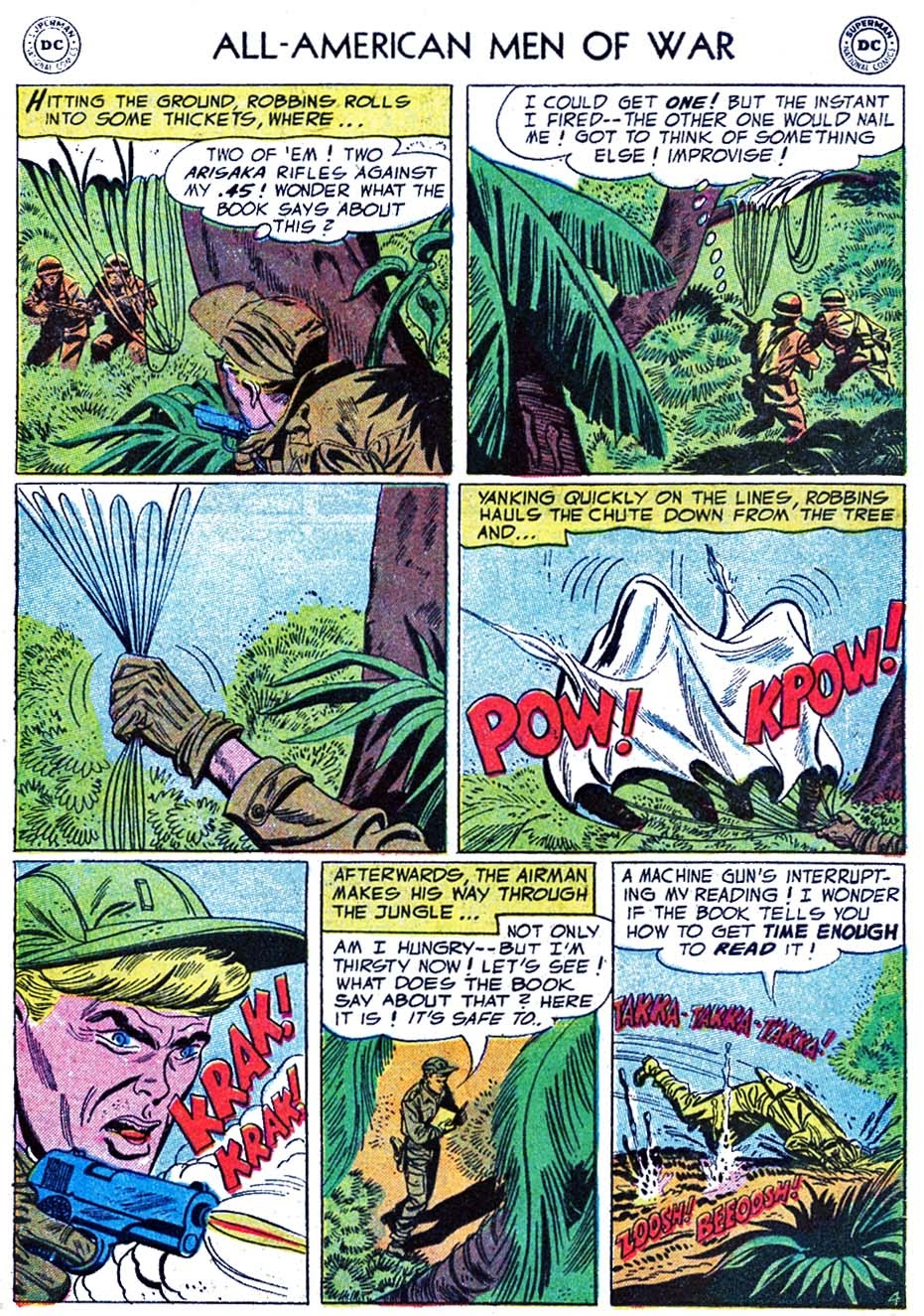 All-American Men of War issue 23 - Page 31