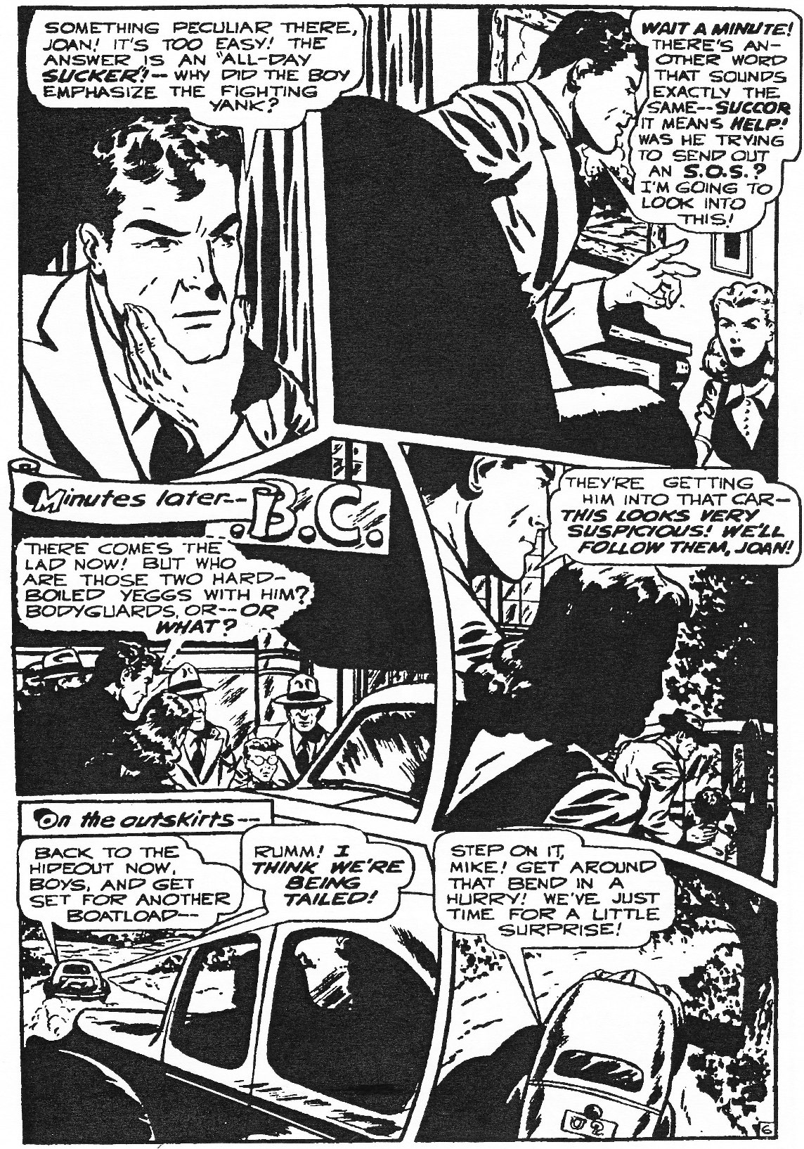 Read online Men of Mystery Comics comic -  Issue #84 - 40