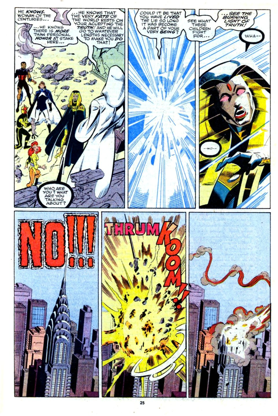 The New Warriors Issue #13 #17 - English 20