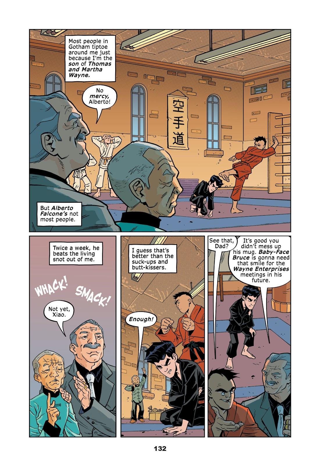 Read online Green Lantern: Legacy comic -  Issue # TPB - 129