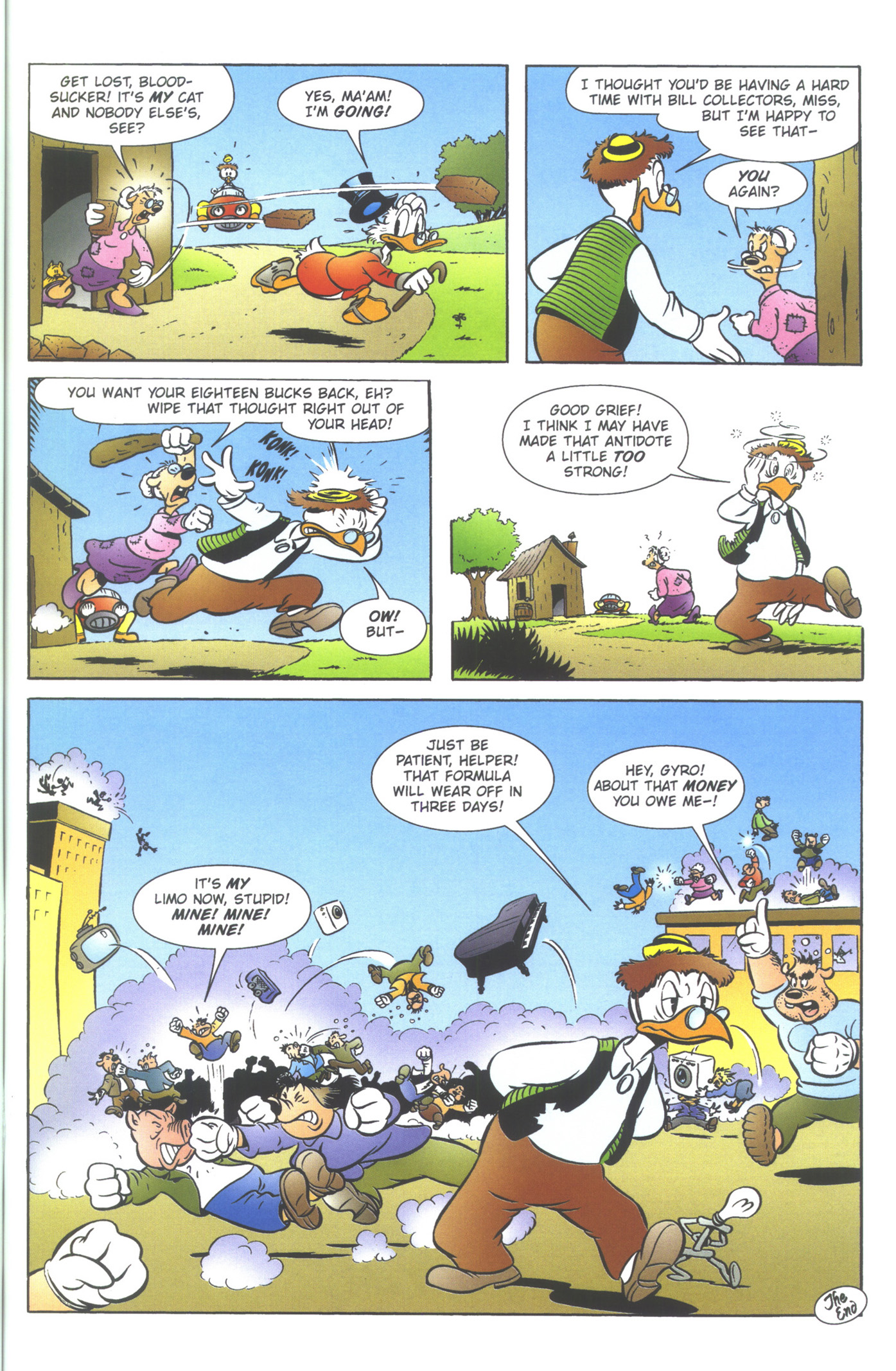 Read online Uncle Scrooge (1953) comic -  Issue #354 - 39