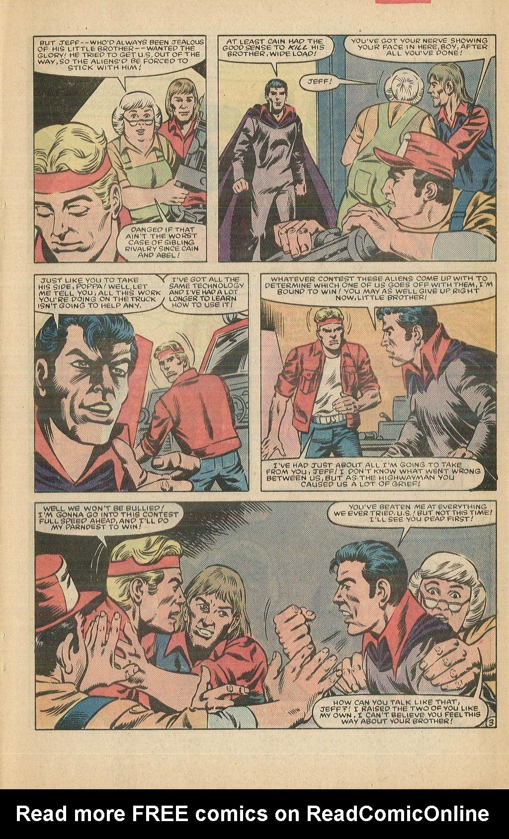 Read online U.S. 1 comic -  Issue #12 - 5
