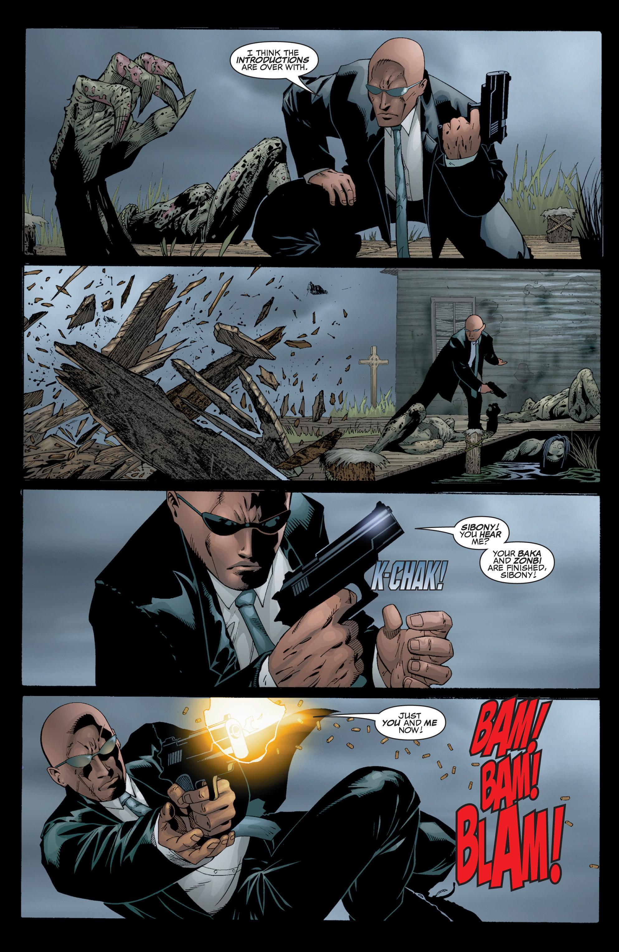 Read online Shadowman (1999) comic -  Issue #1 - 8